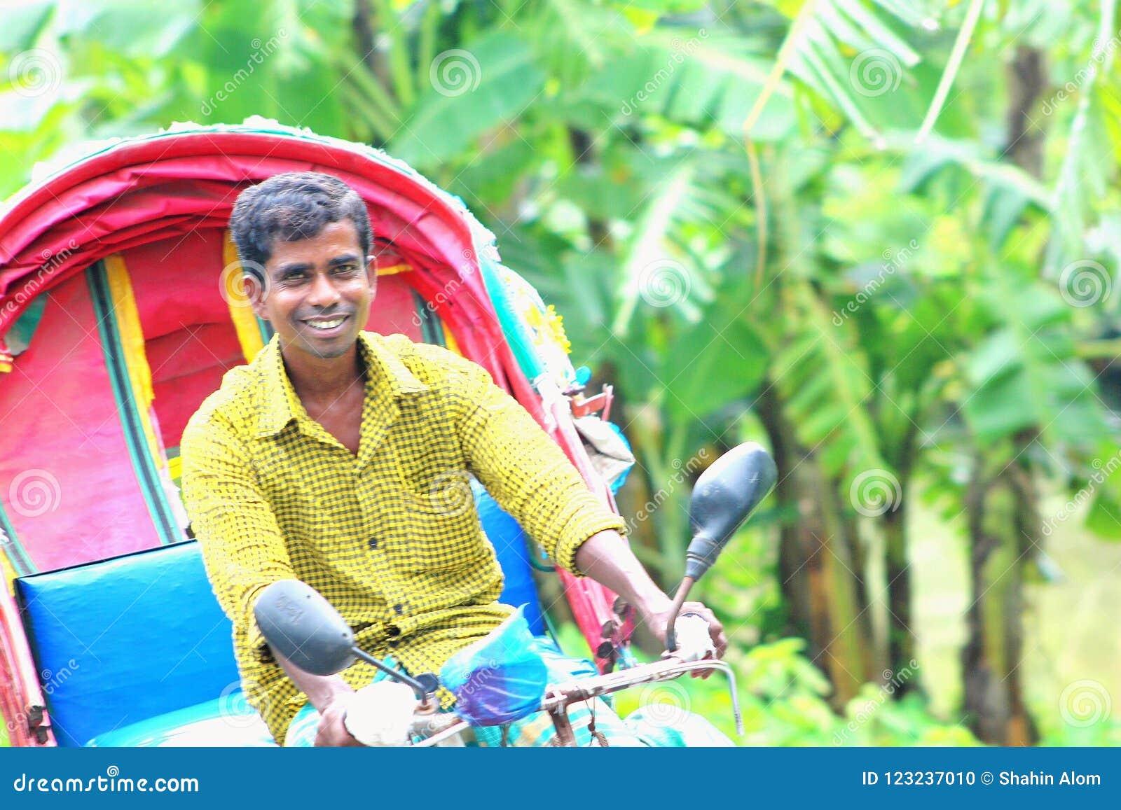 Штендер рикши