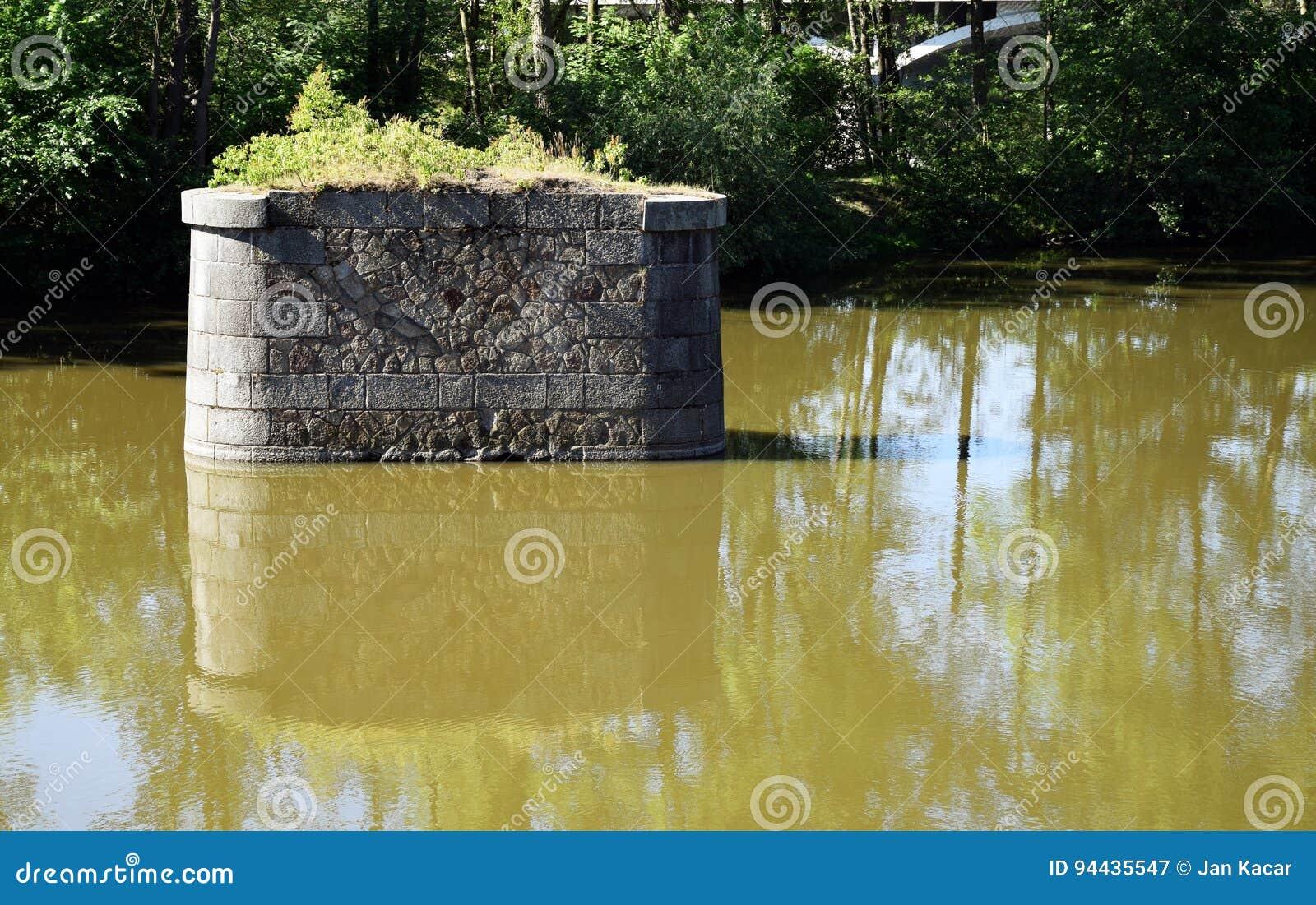 Штендер без моста