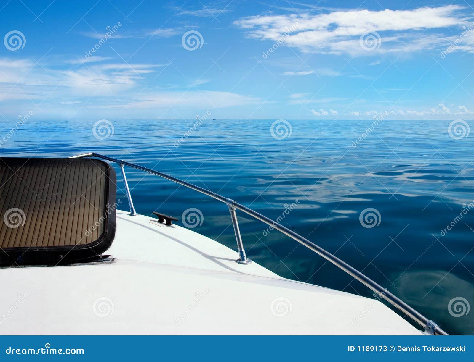 штили на море