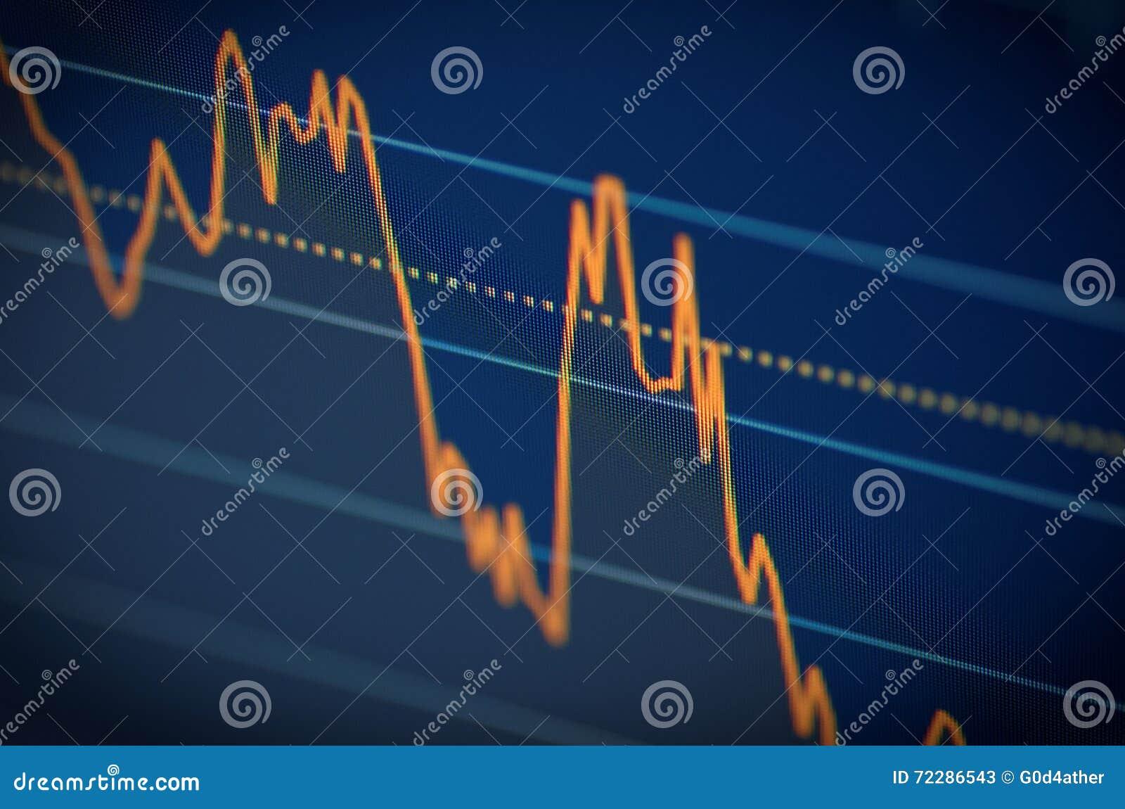Download шток Snd карандаша рынка диаграммы спусков монеток красный поднимает Стоковое Изображение - изображение насчитывающей тариф, конспектов: 72286543