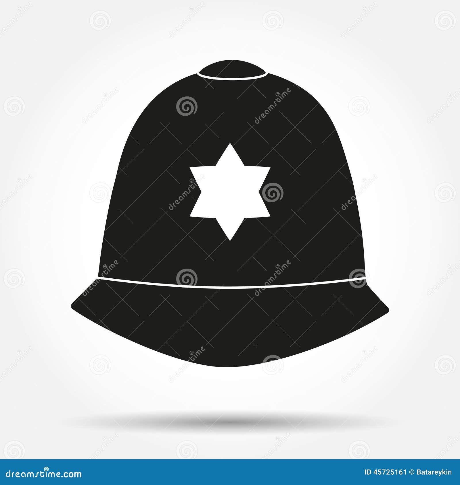 Шлем символа силуэта традиционный