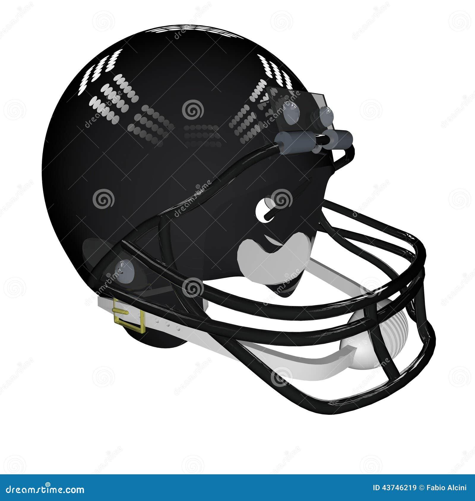 Шлем футбола