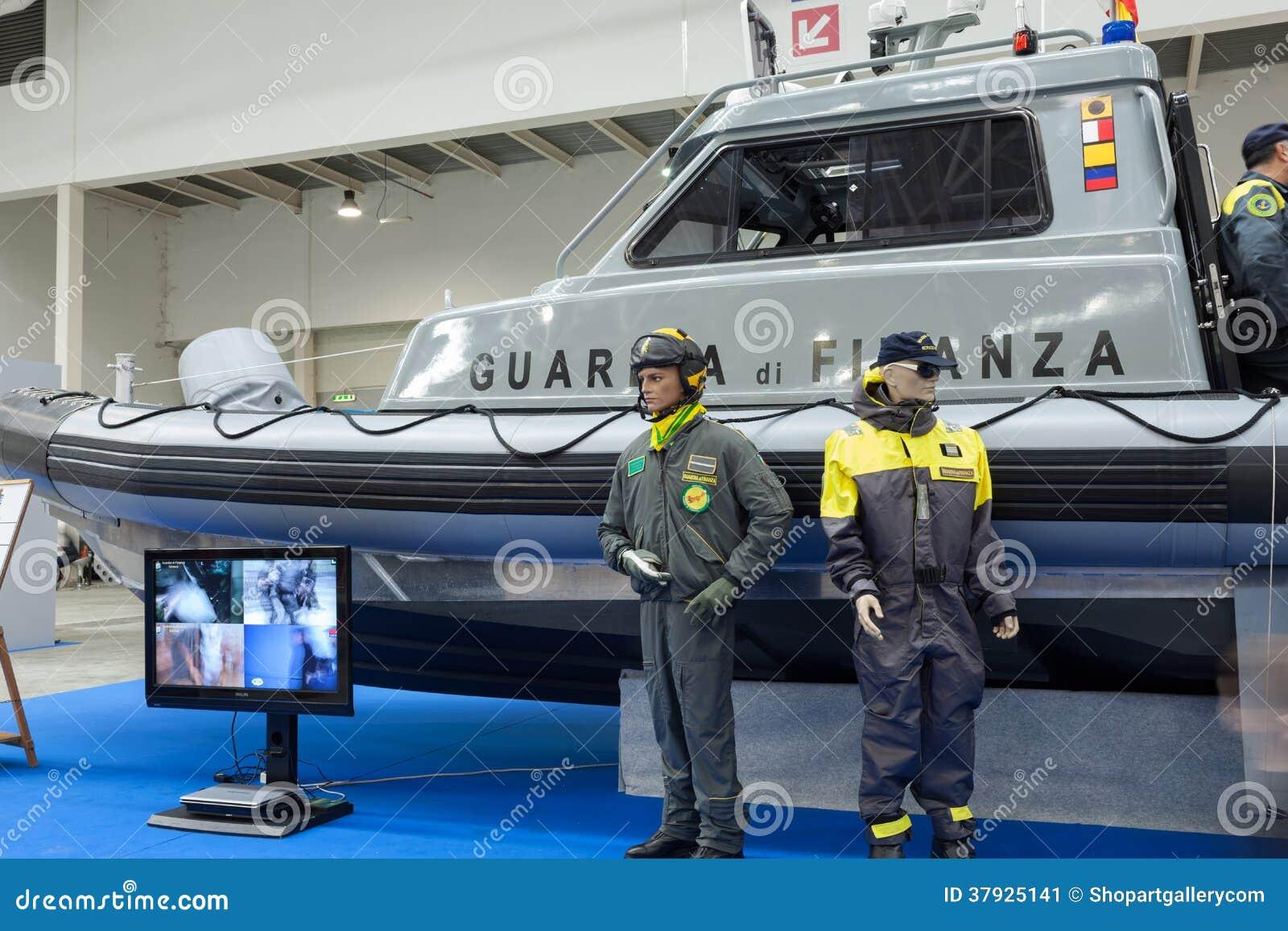Шлюпка морского финансового предохранителя