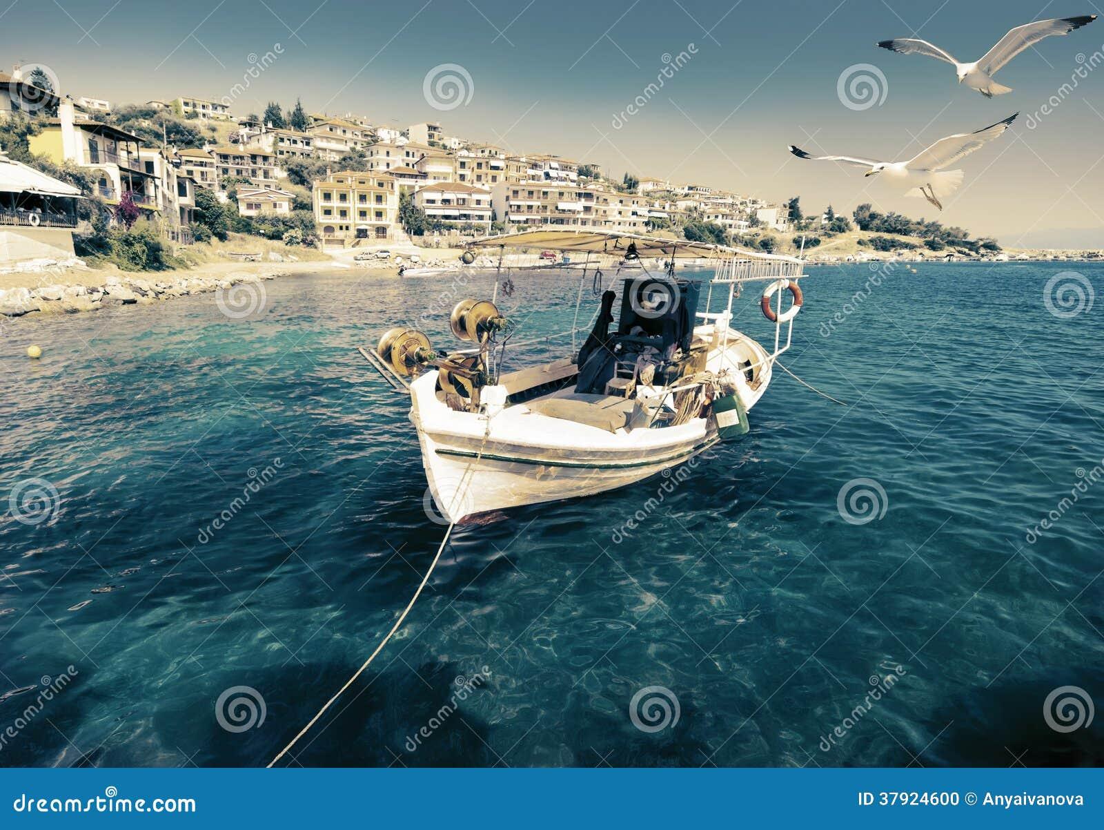 Есть ли море в салониках