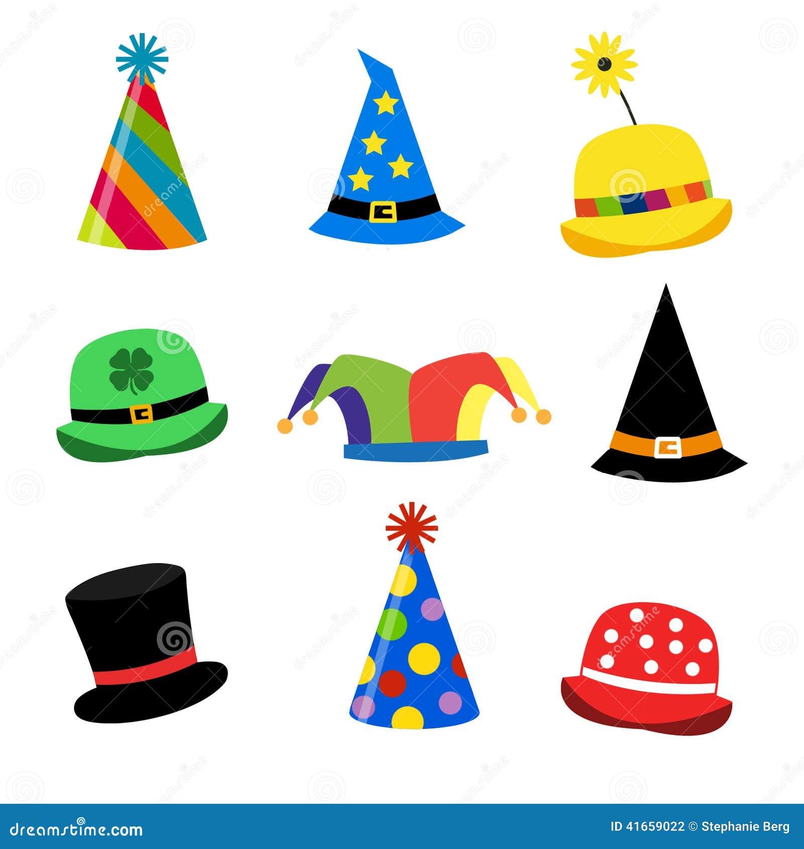 Шляпы праздника