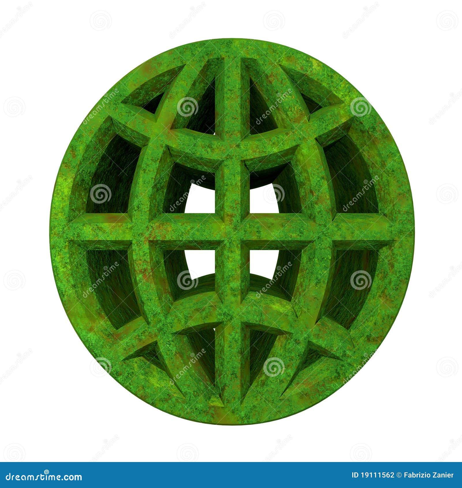 Экологическая икона глобуса
