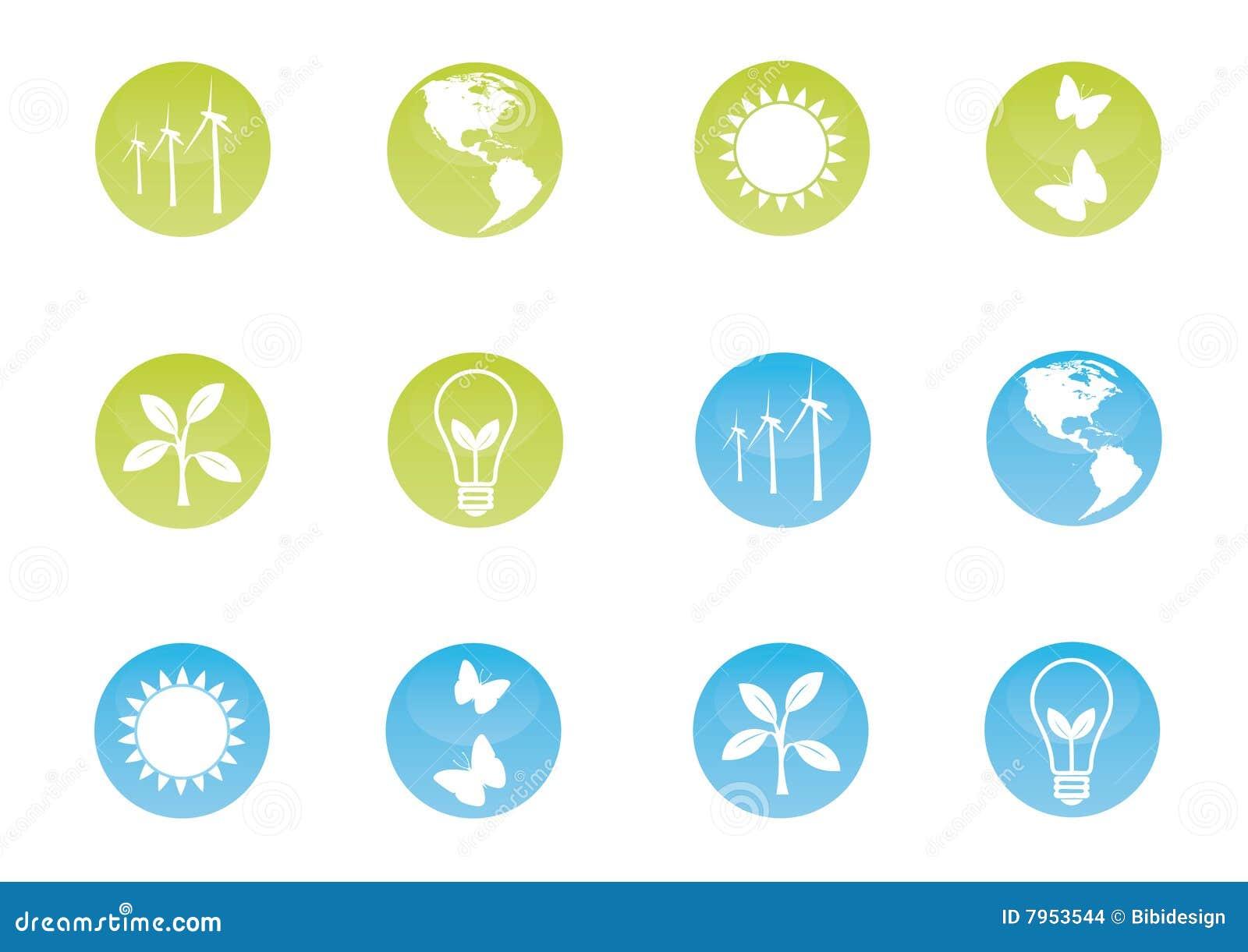экологический комплект иконы