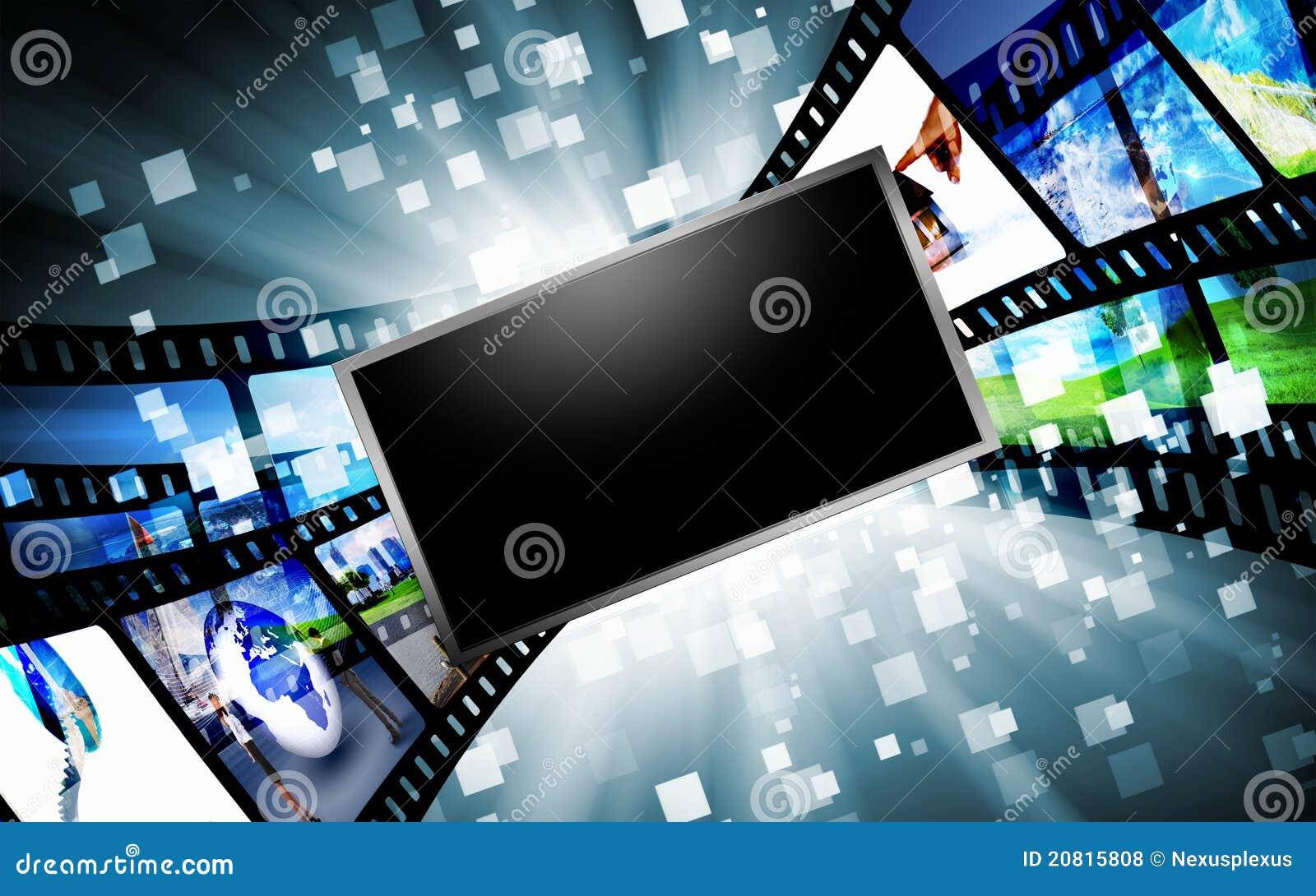 Экраны компьютера с изображениями