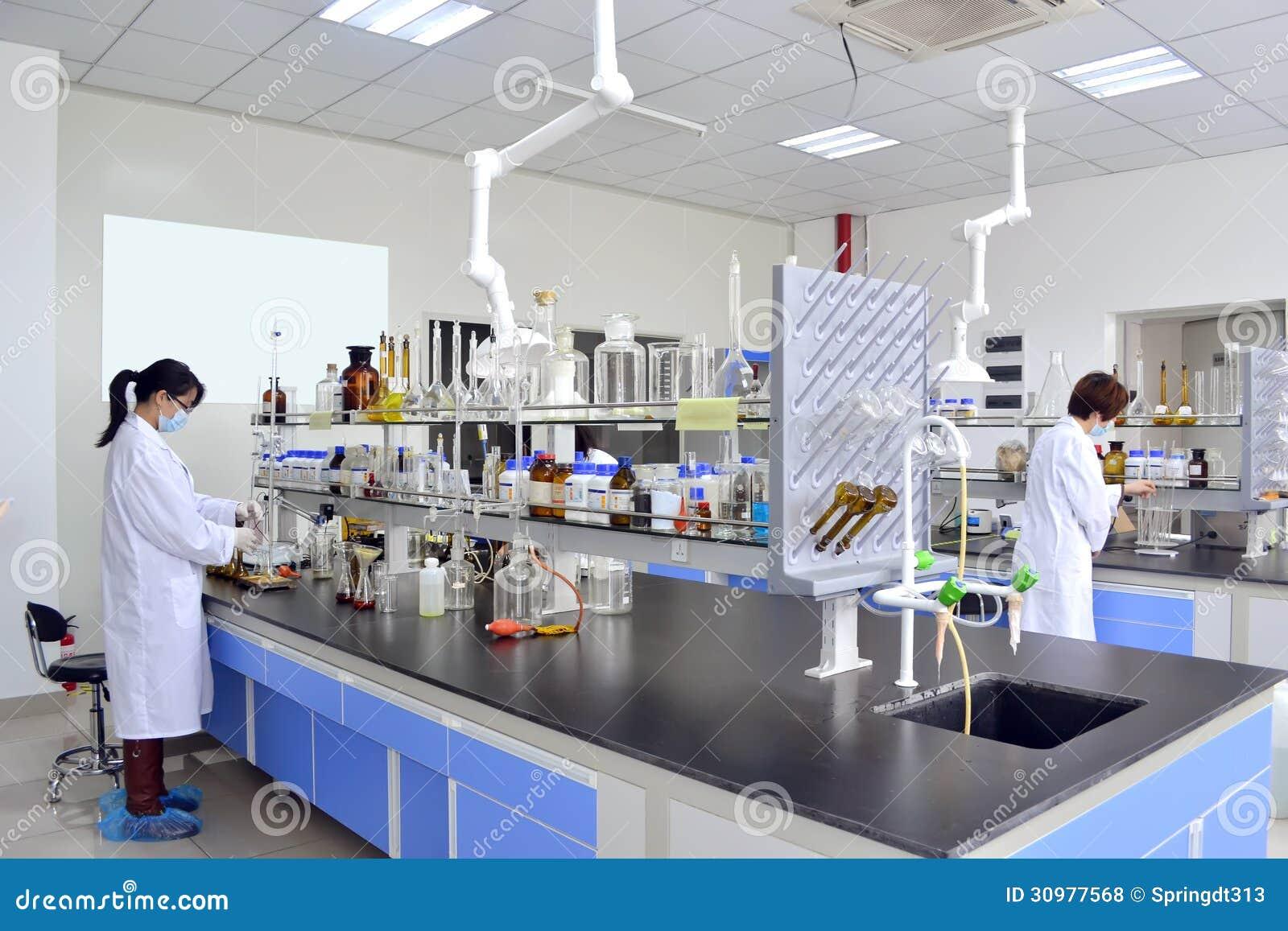 Эксперимент по лаборатории