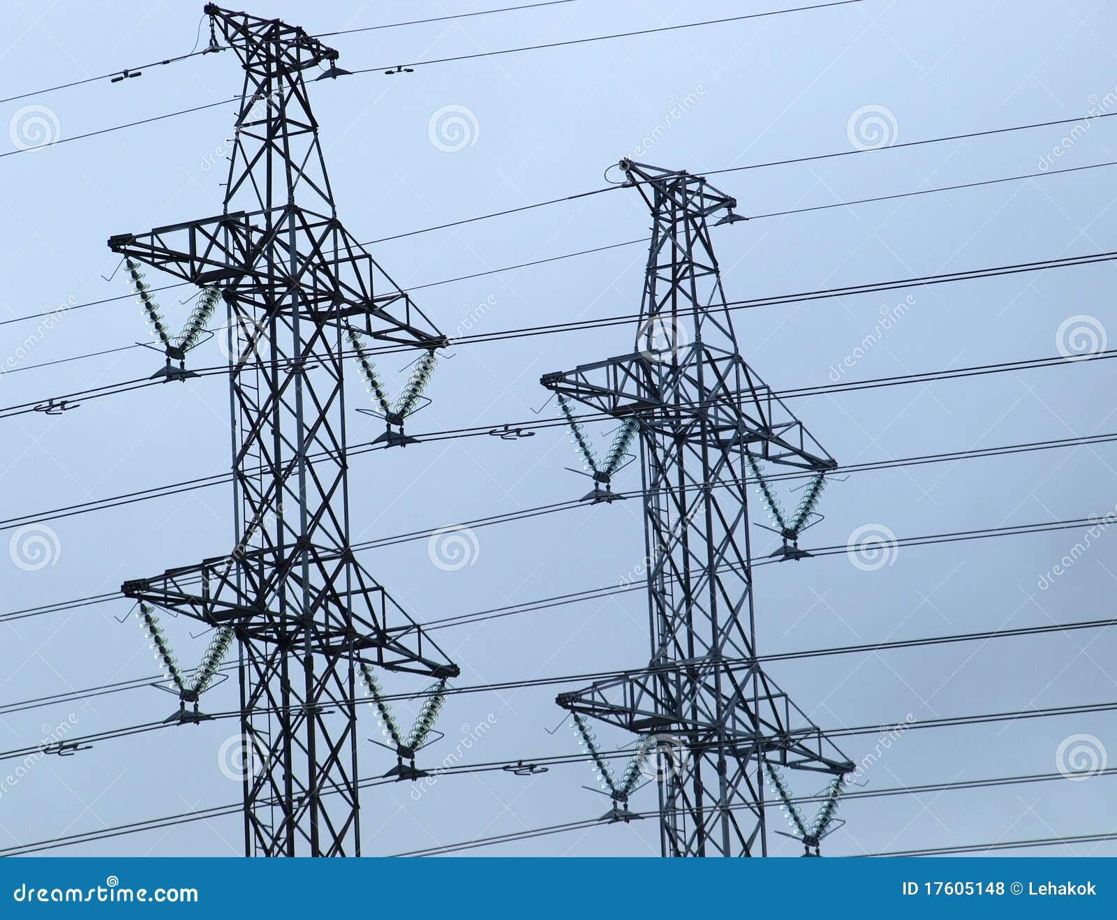 электрические башни