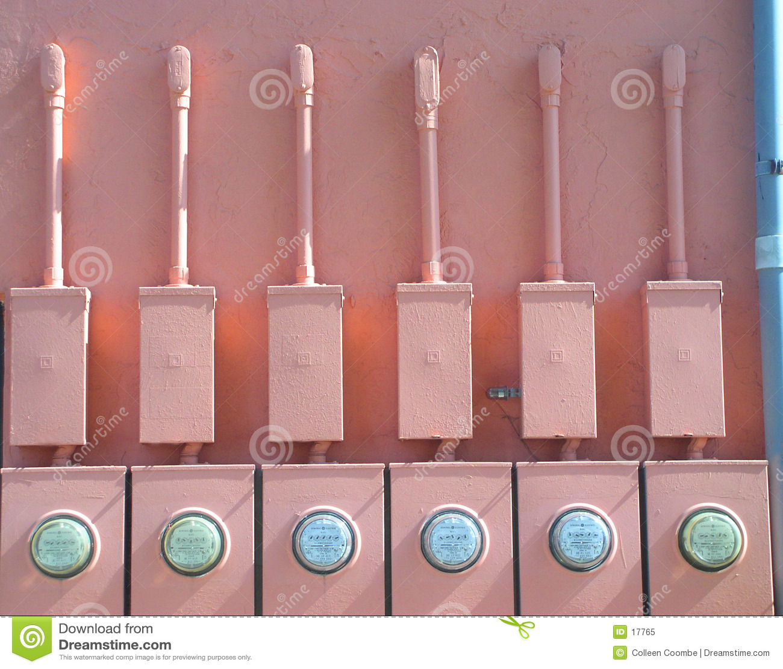 электрические юмористические метры