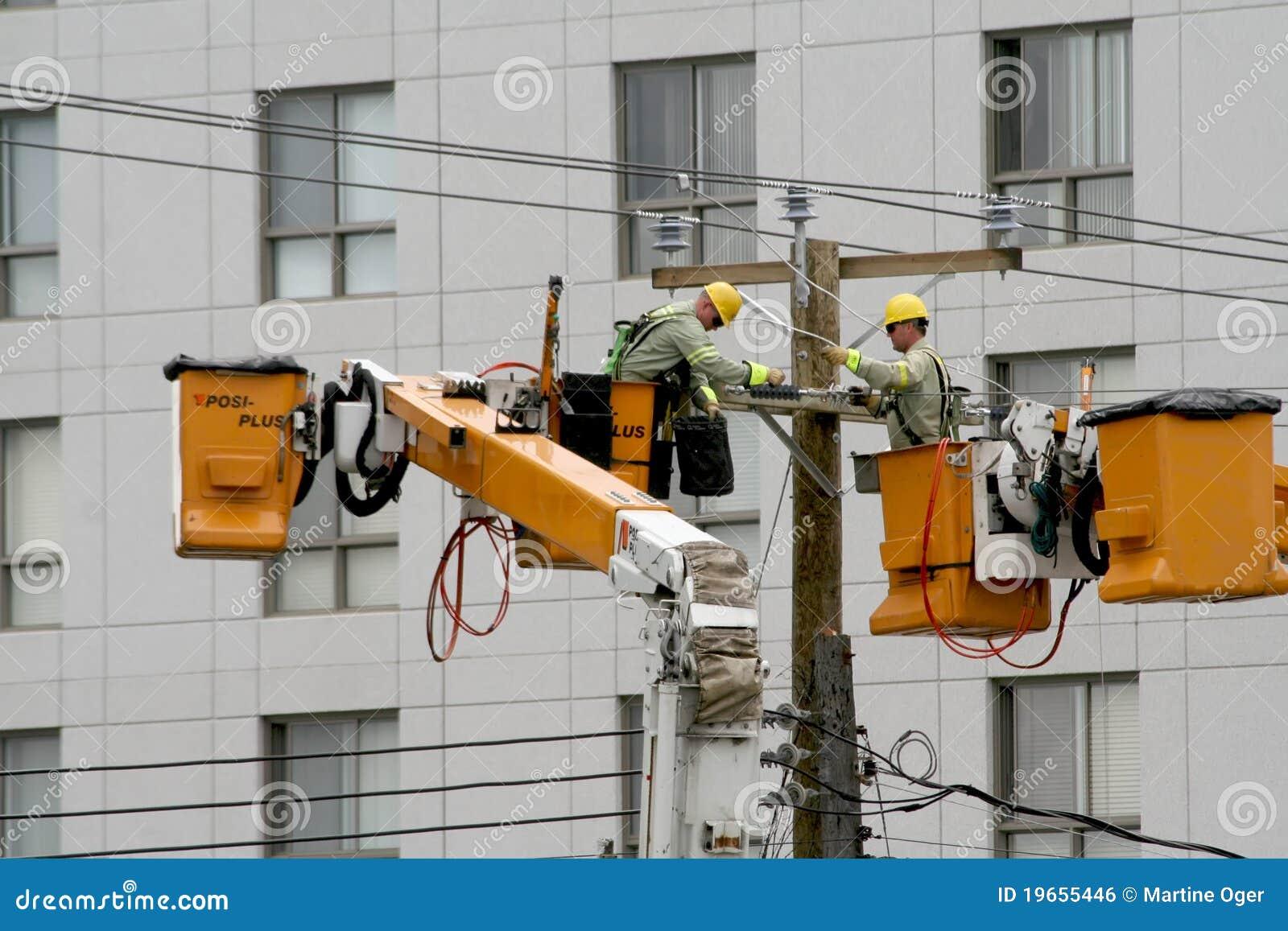 электричество пролома