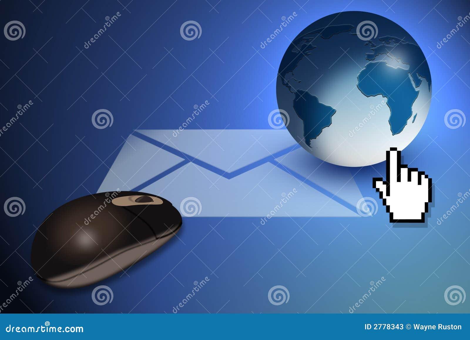 электронная почта 2 принципиальных схем