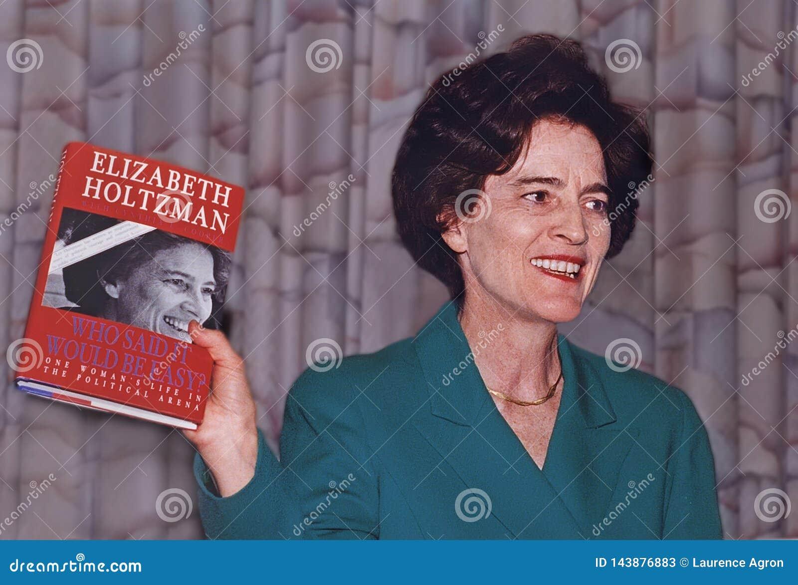 Элизабет Holtzman