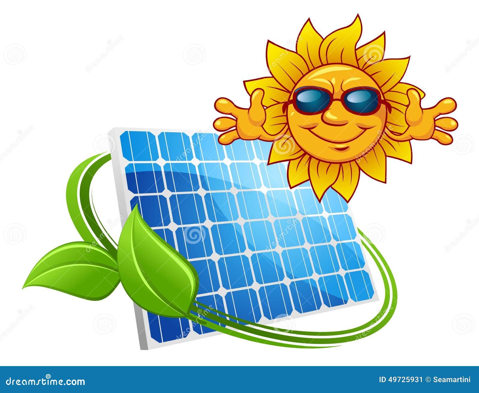 энергия принципиальной схемы предпосылки 3d изолировала представленную солнечную белизну