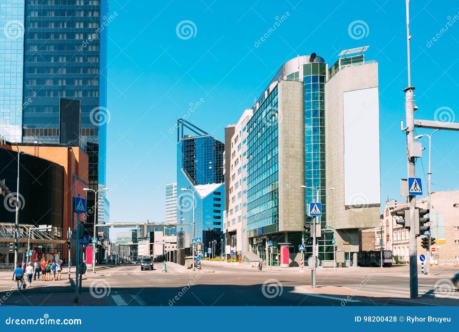 Download эстония Tallinn Современная архитектура в эстонской столице Небоскреб делового центра на Таллине - Tartu - Vyru - Редакционное Стоковое Фото - изображение насчитывающей bluets, покупка: 98200428