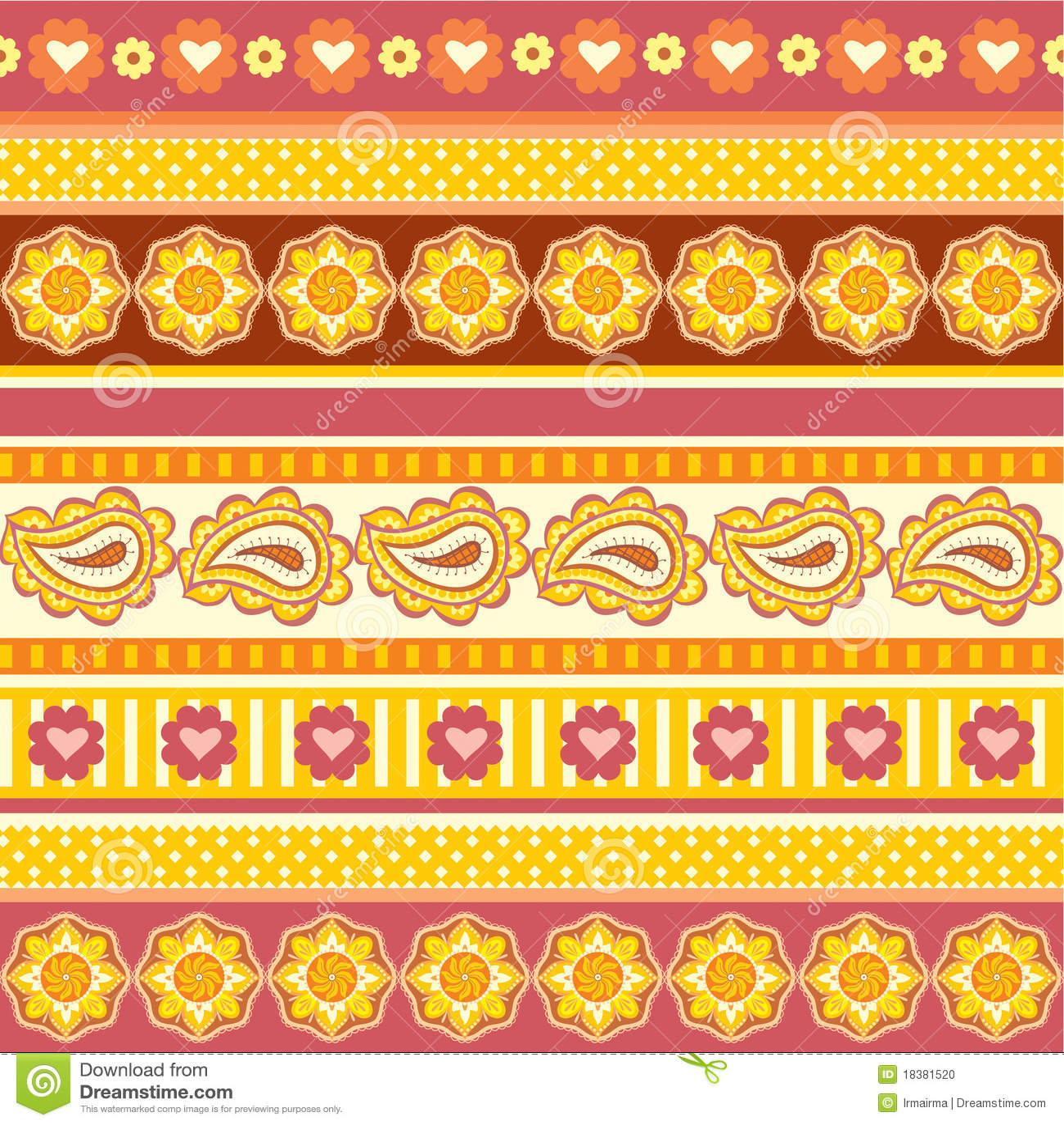 этническая текстура орнаментов