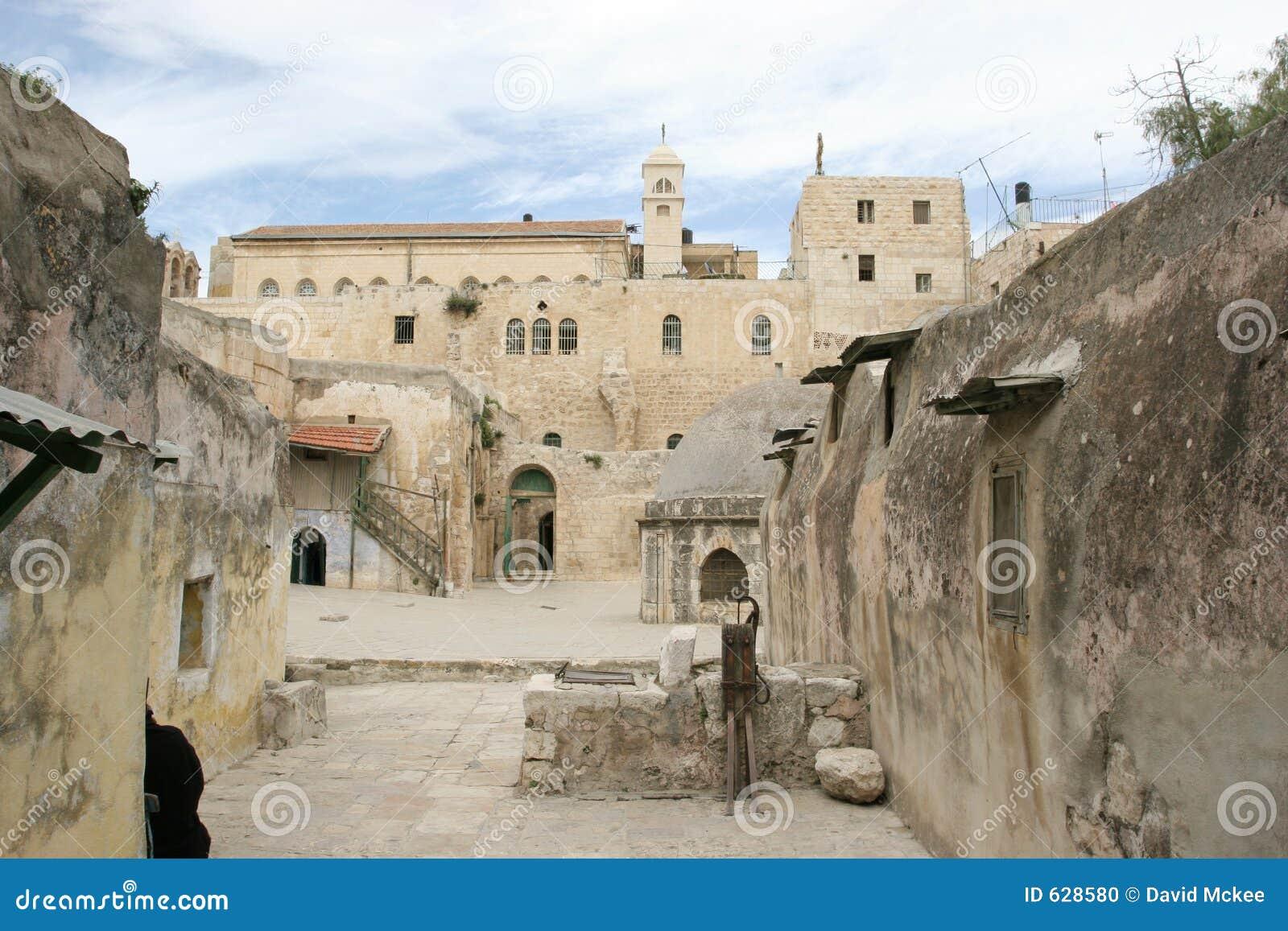 Download эфиопский скит Иерусалима стоковое фото. изображение насчитывающей средне - 628580