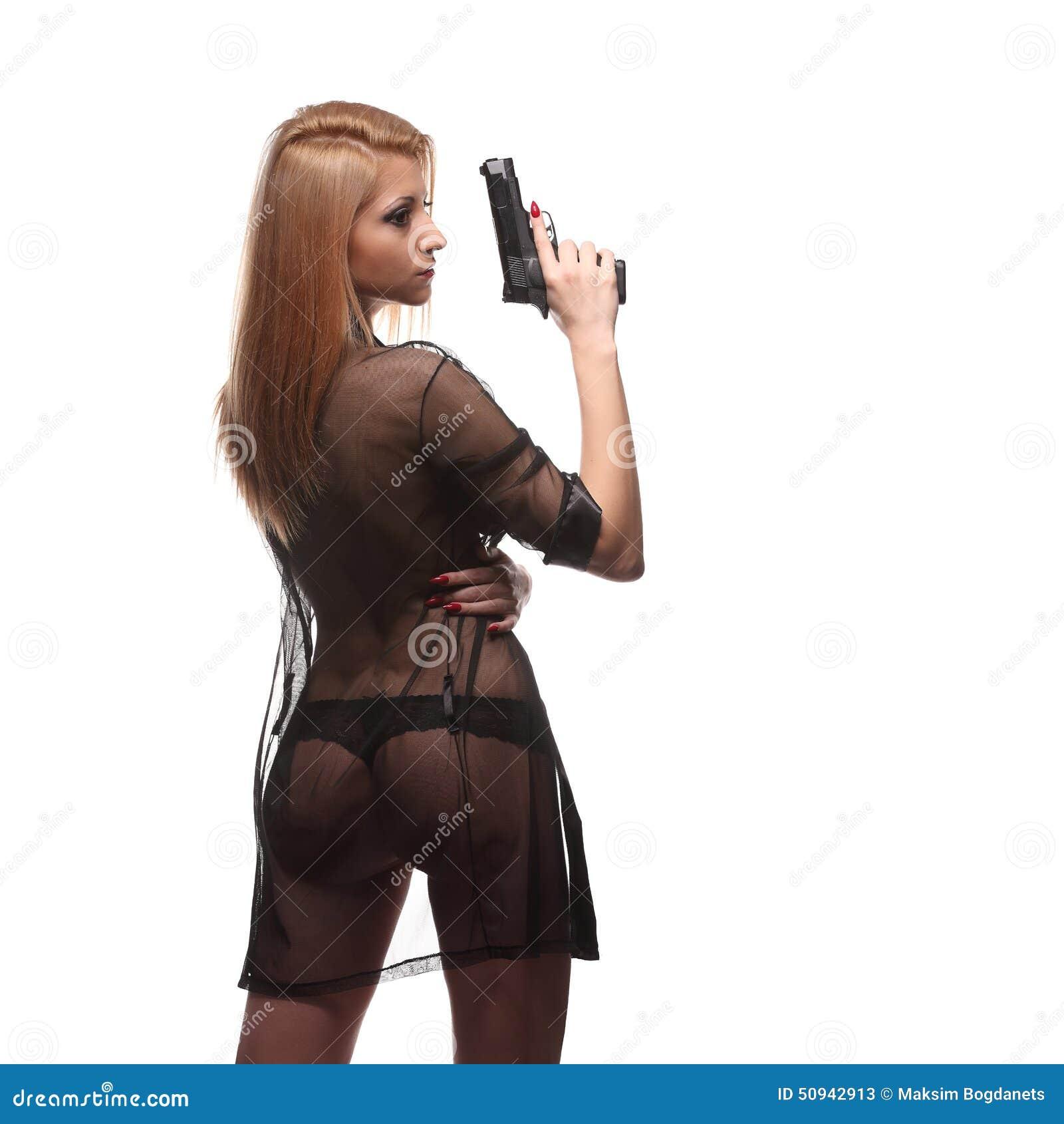 Охолощенный схп пистолет Парабеллум Люгер п 08 под
