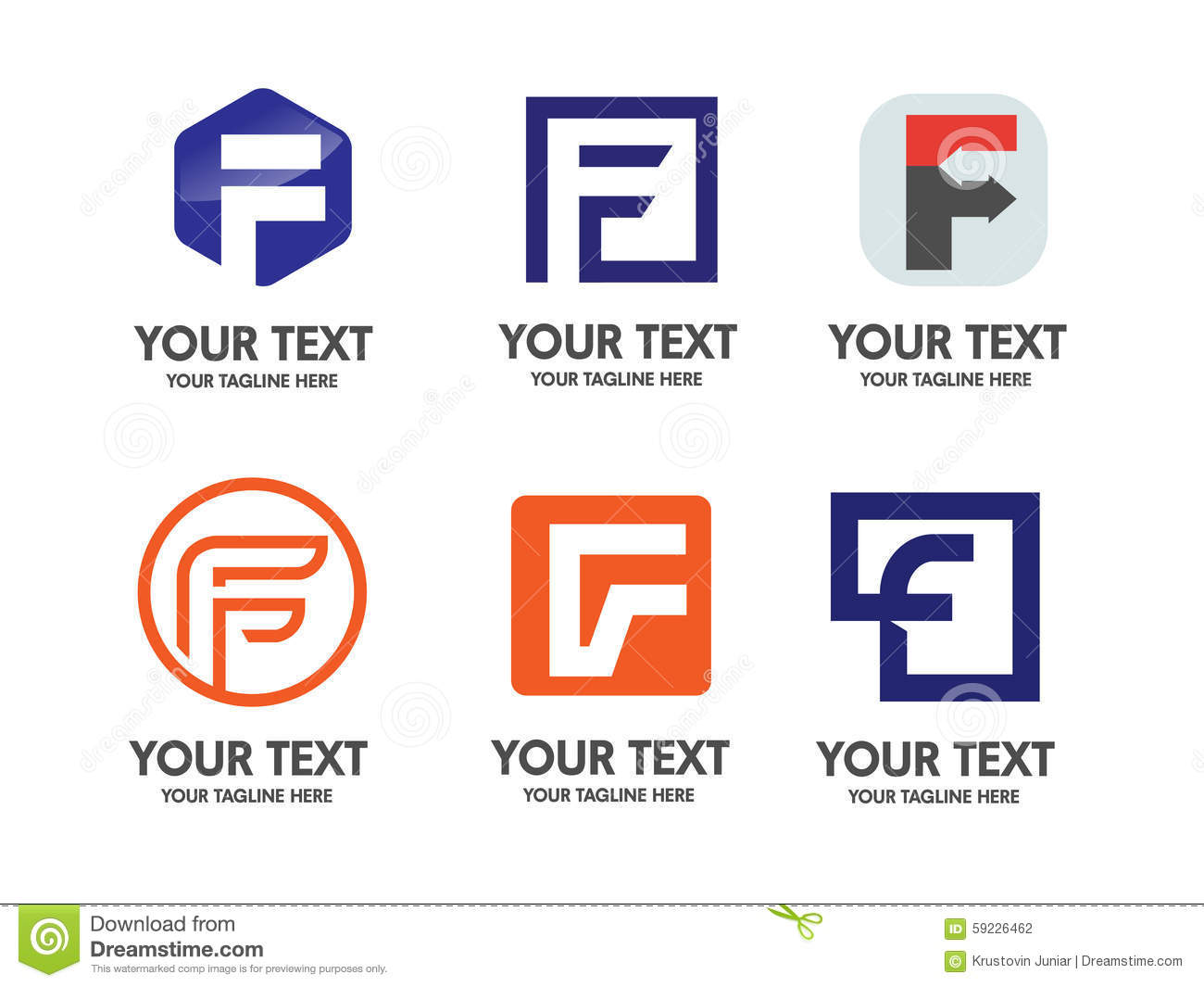 Letter F Logo Designs  61 Logos to Browse