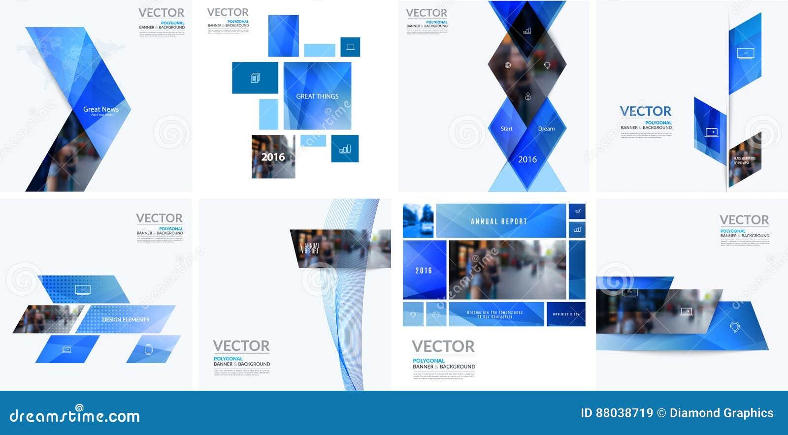 Элементы дизайна вектора дела для графического плана Современный abstr