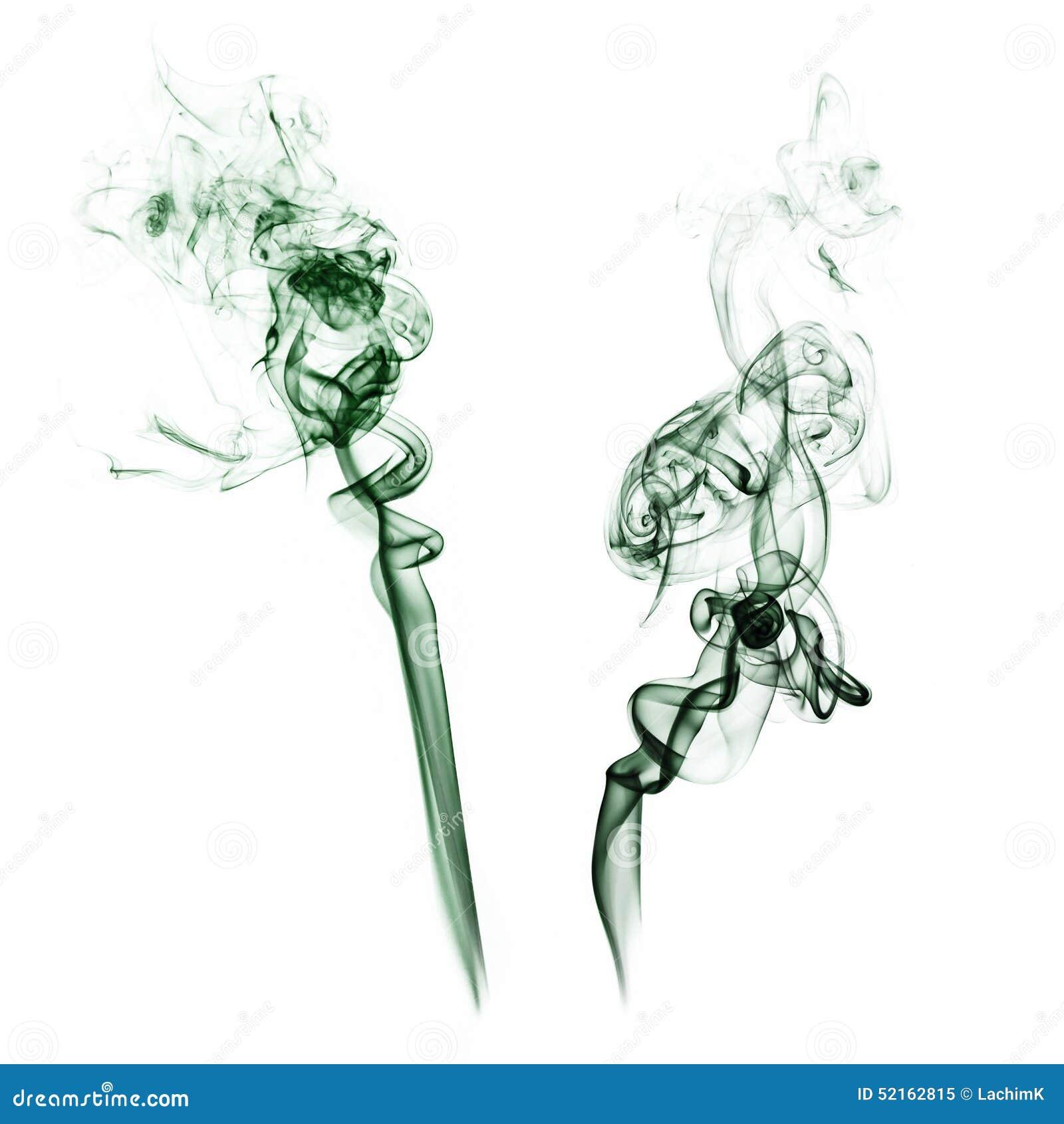 Элементы дыма