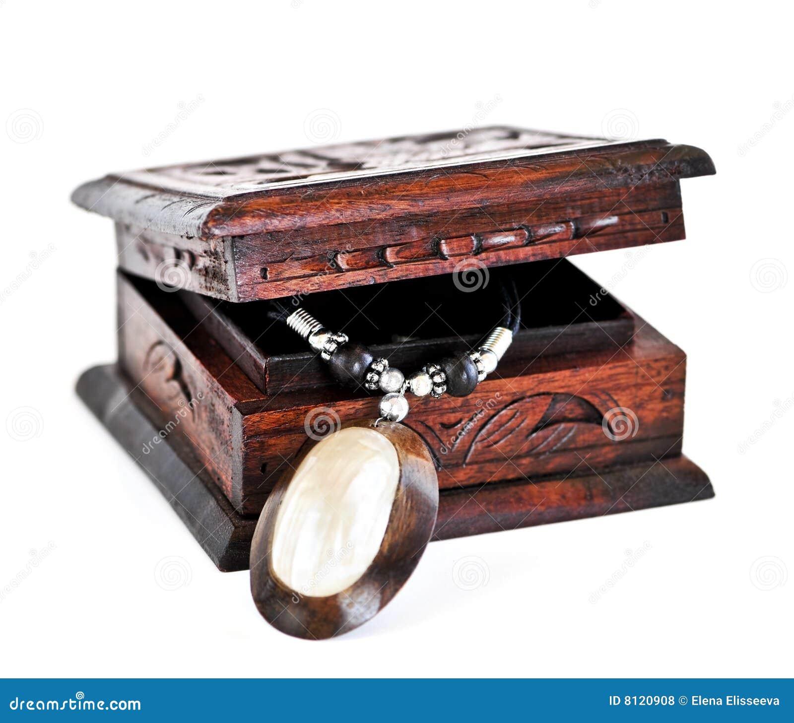 ювелирные изделия коробки деревянные