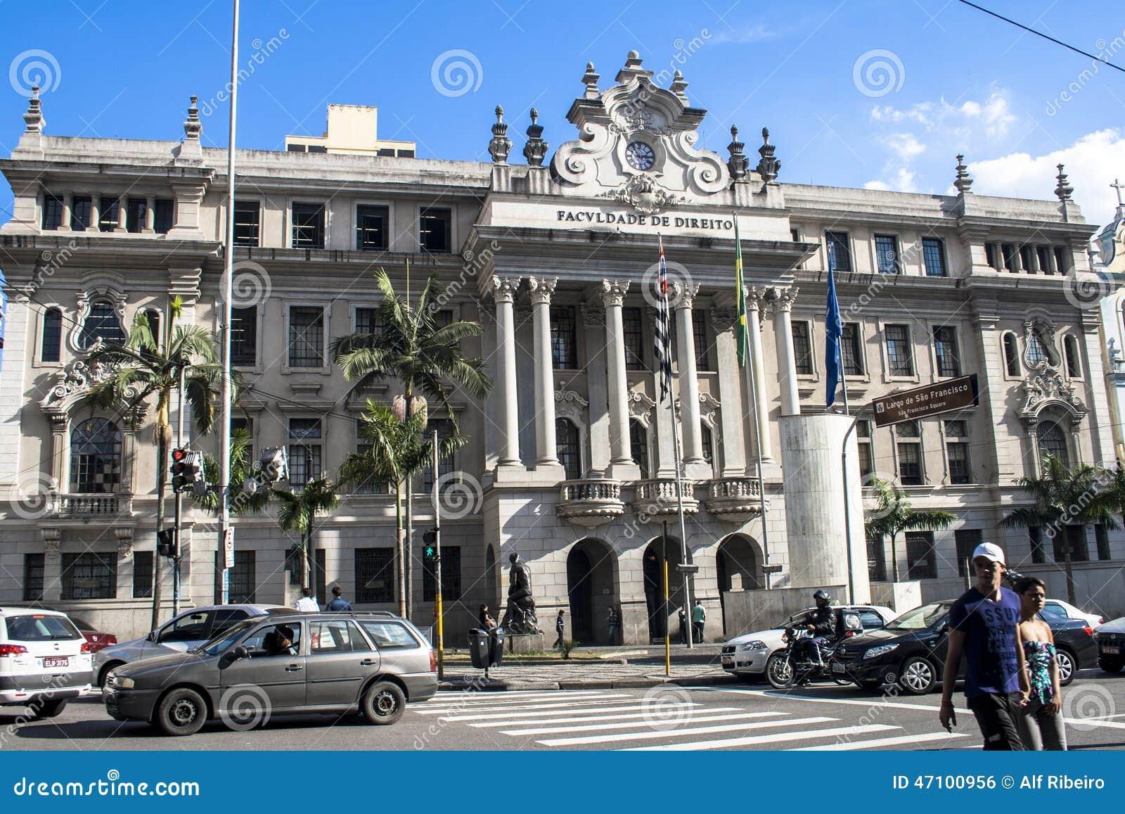 Юридическое высшее учебное заведение Sao Francisco