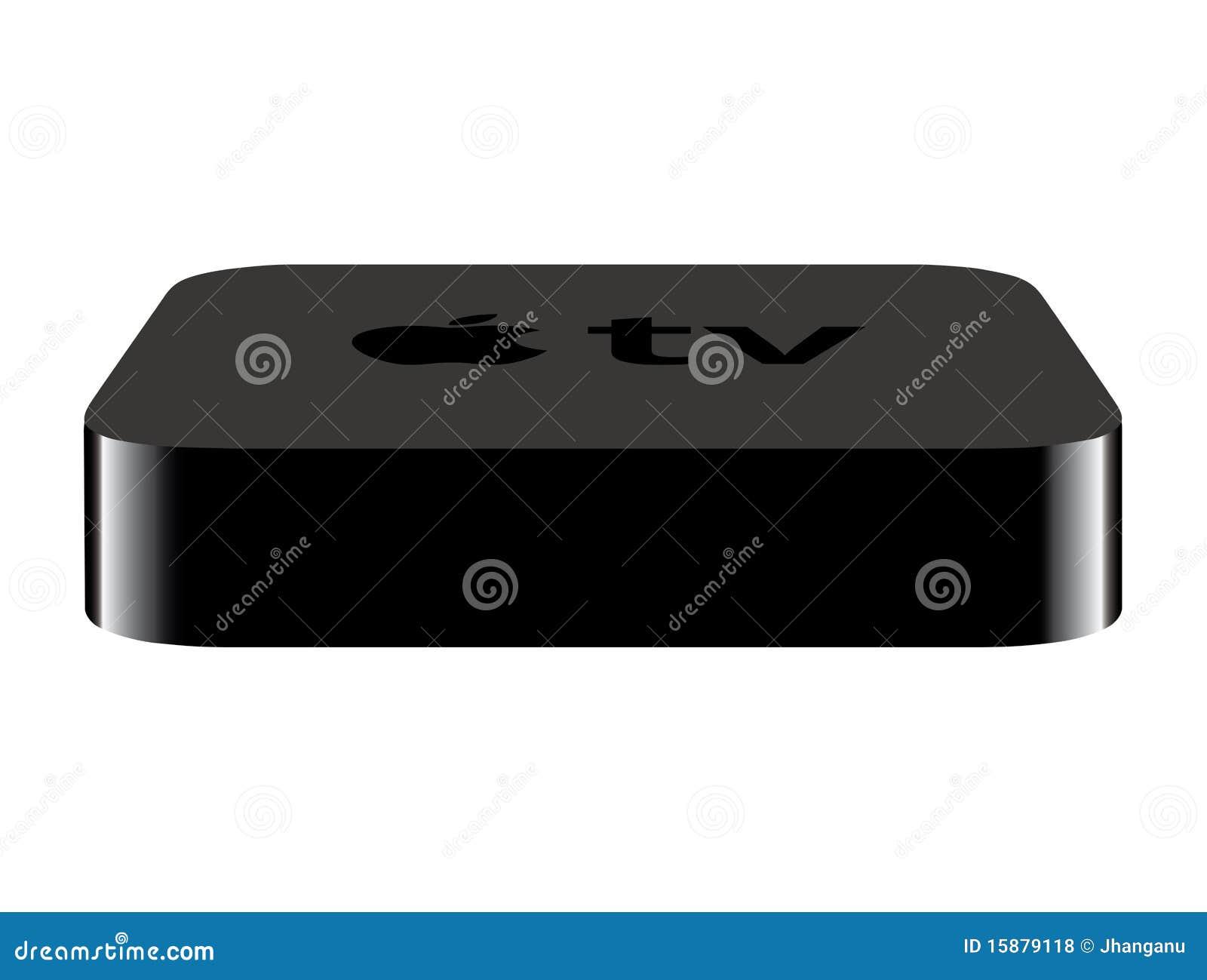 яблоко новый tv