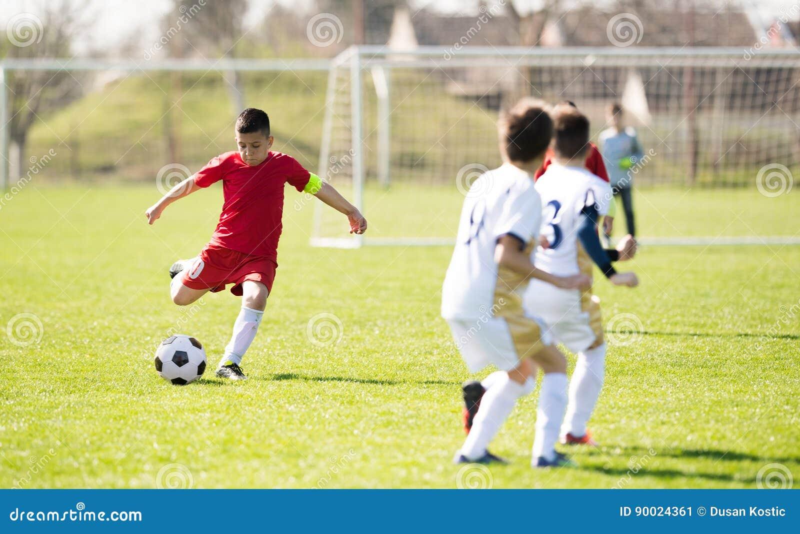 Футбол с одним игроком для детей