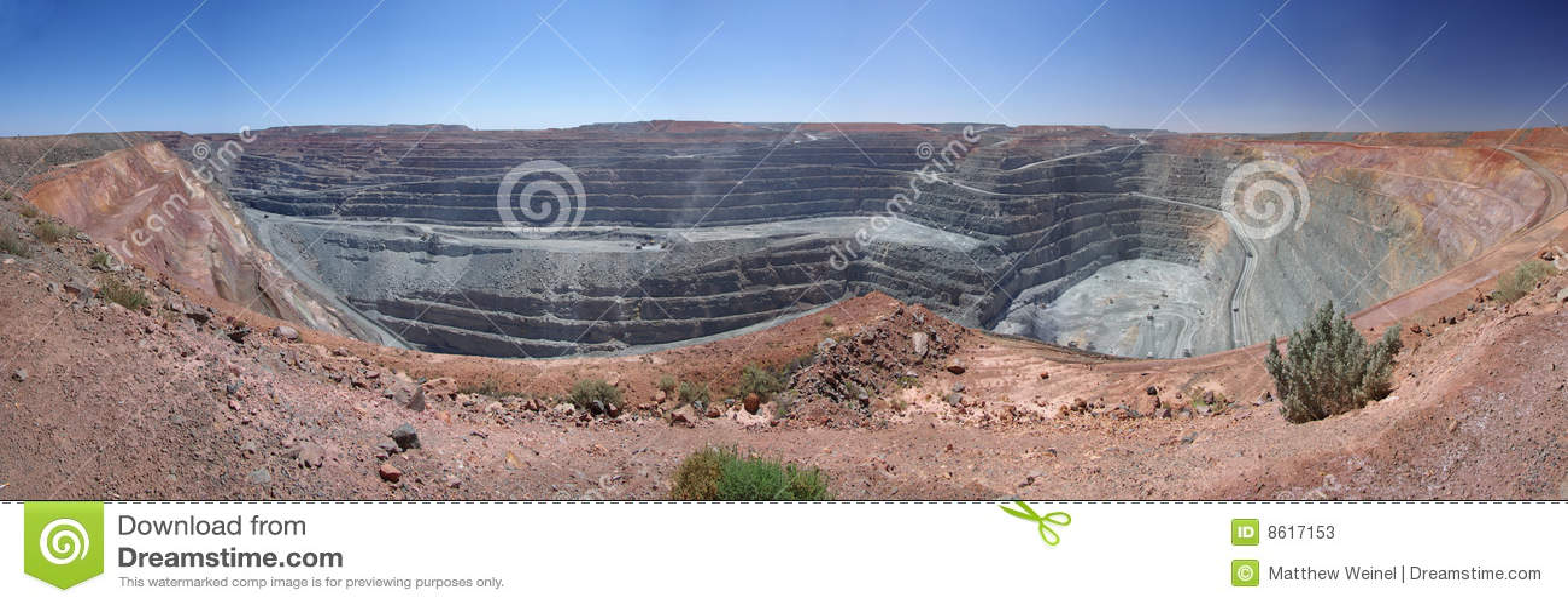 яма шахты kalgoorlie супер