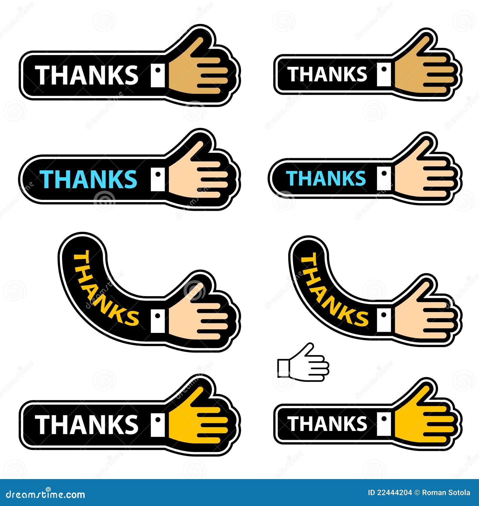 ярлыки руки трястиют спасибо