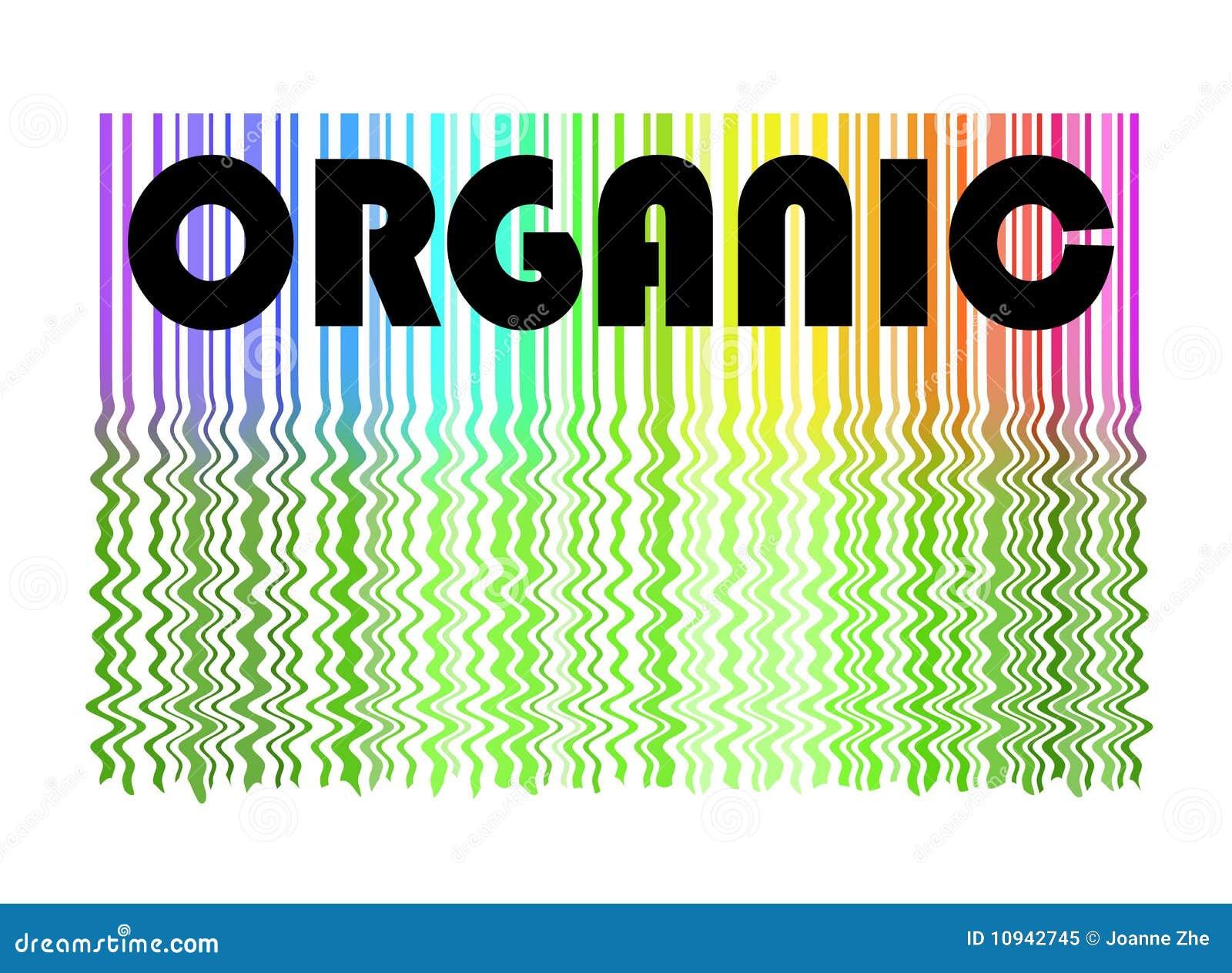 ярлык предпосылки органический