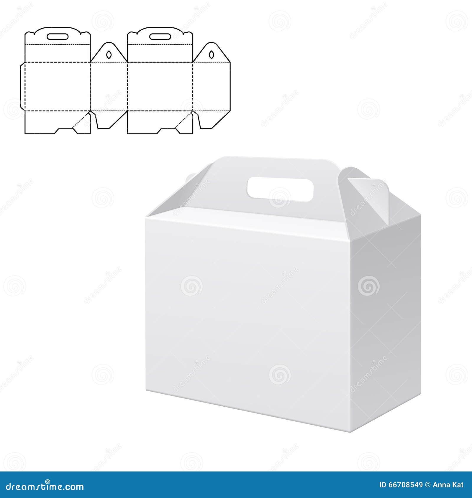 Ясная коробка коробки подарка
