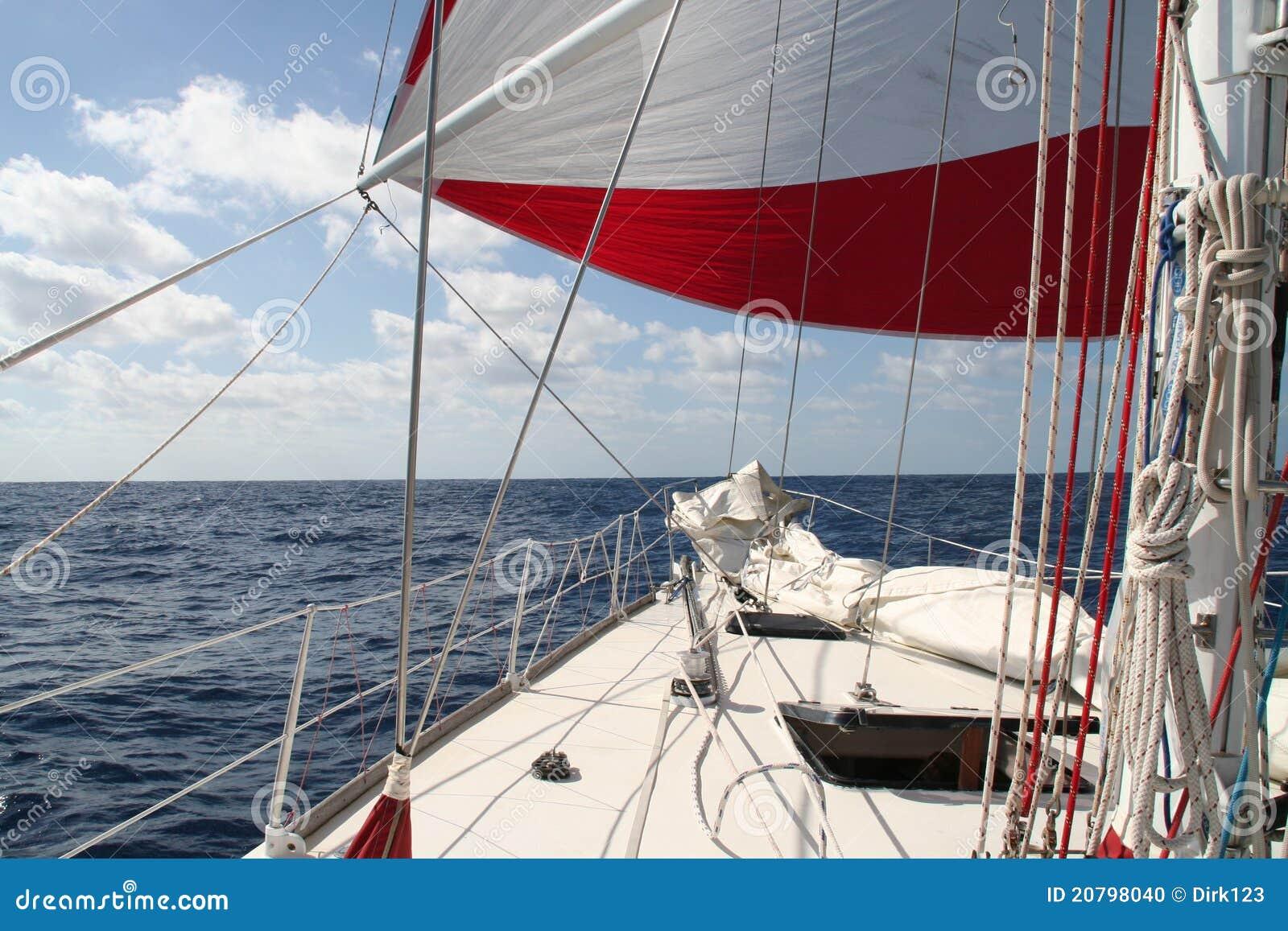 яхта гонки