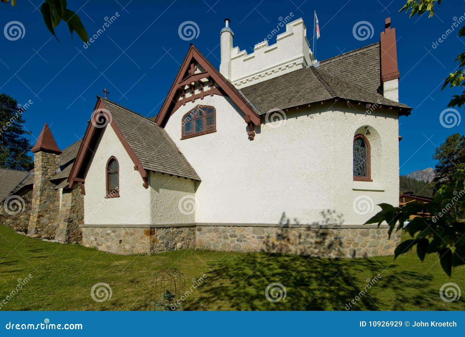 яшма церков alberta привлекательно старомодный