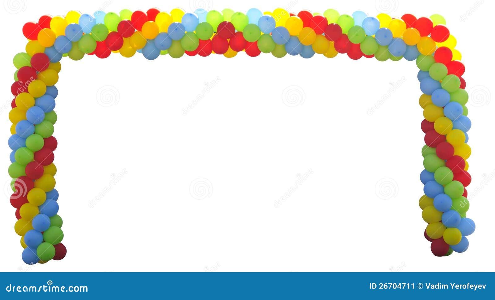 黑板報邊框氣球