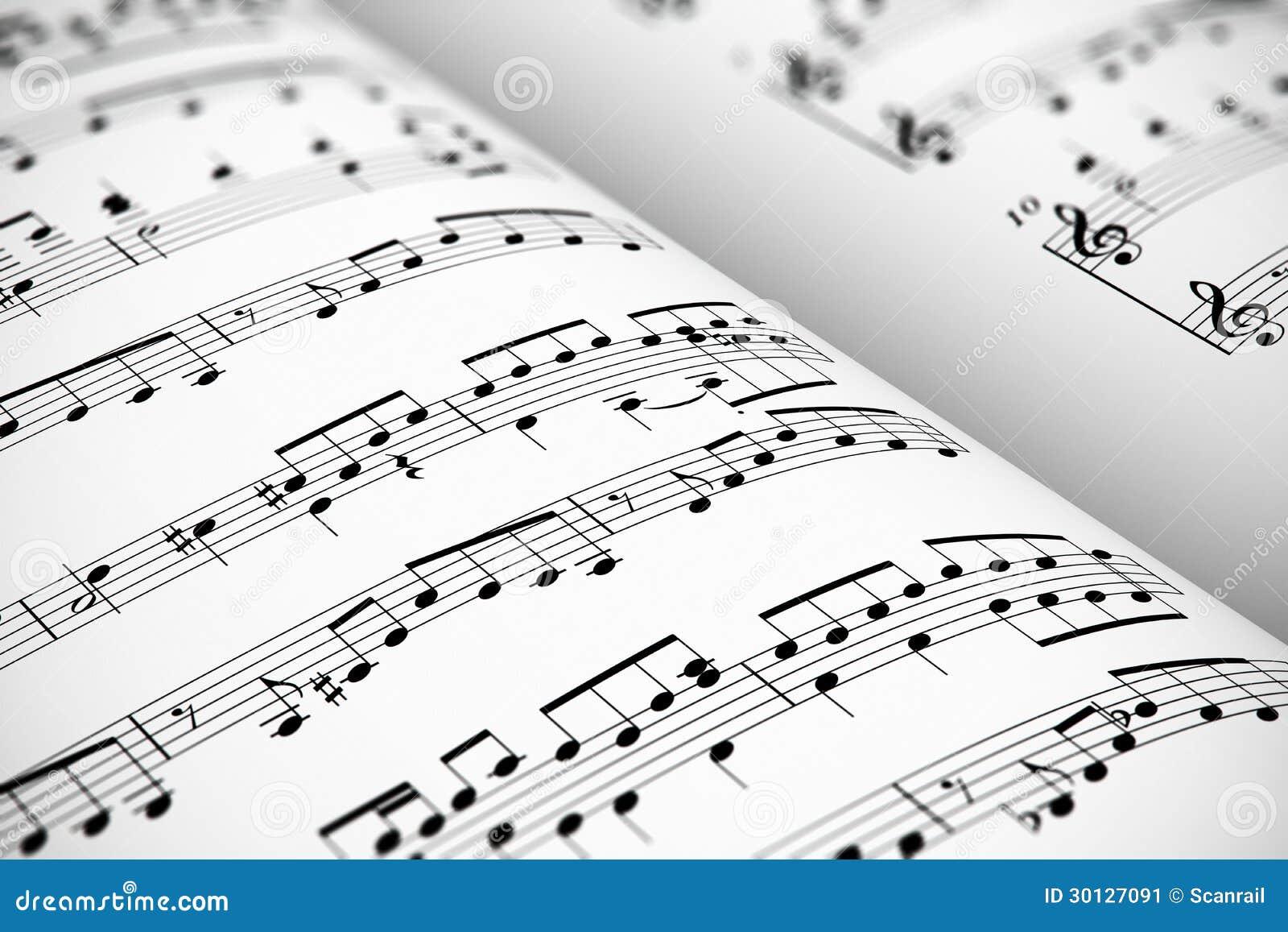 如何认识简单的乐谱