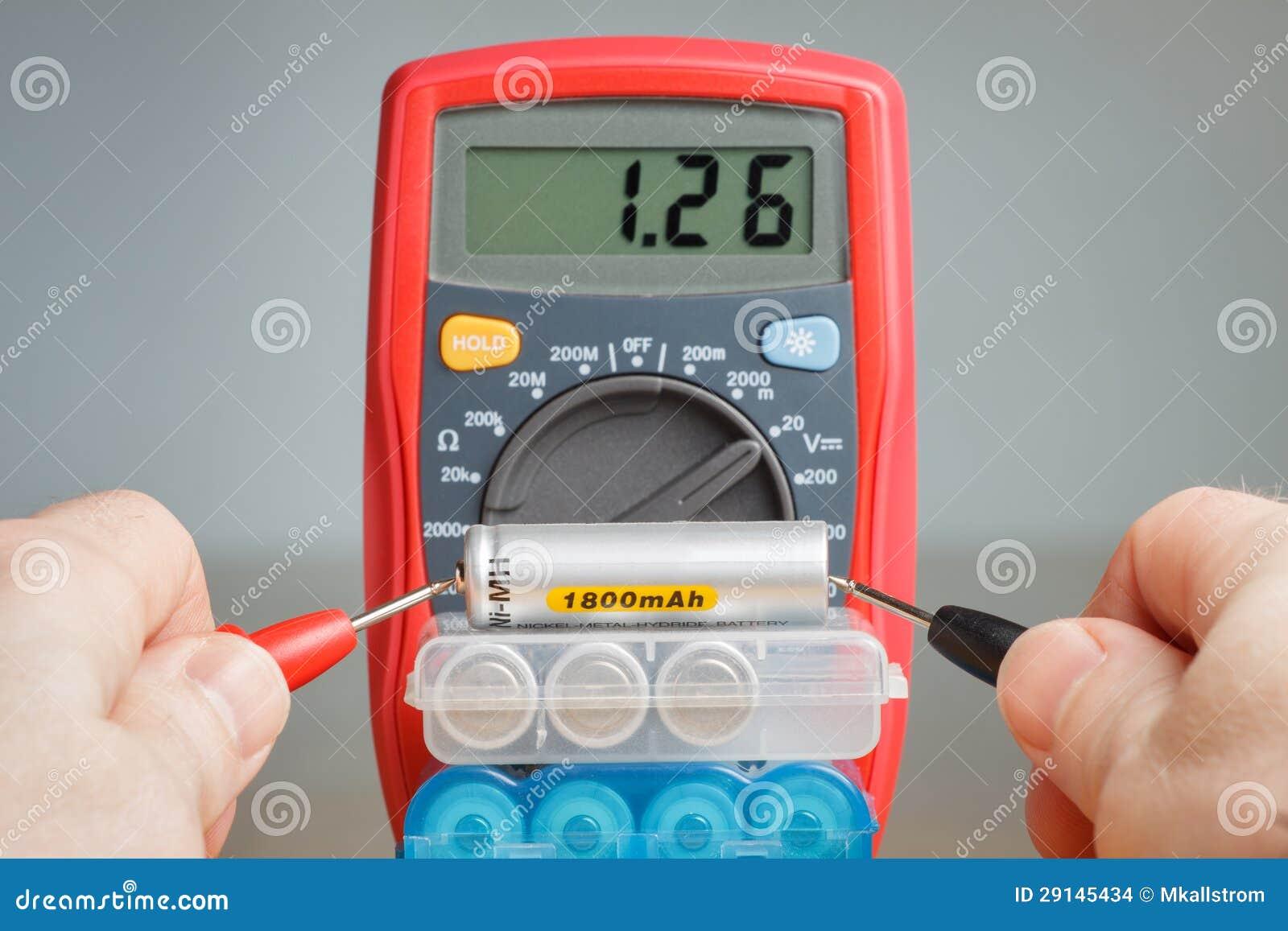 与多用电表的评定的电池电压