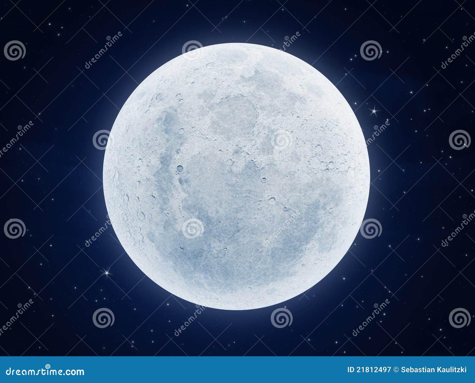 在没有月亮的夜里