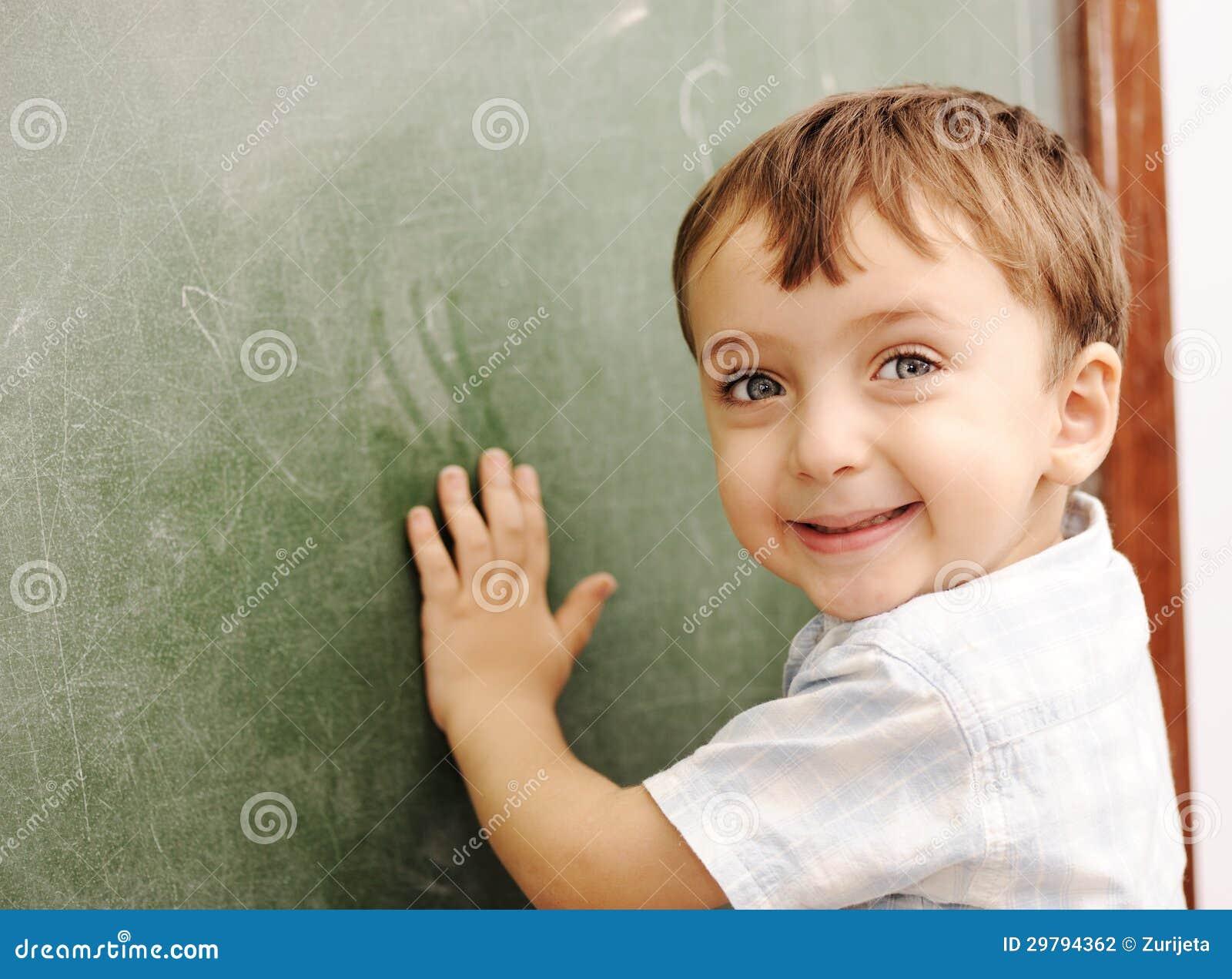 儿童教室艺术照