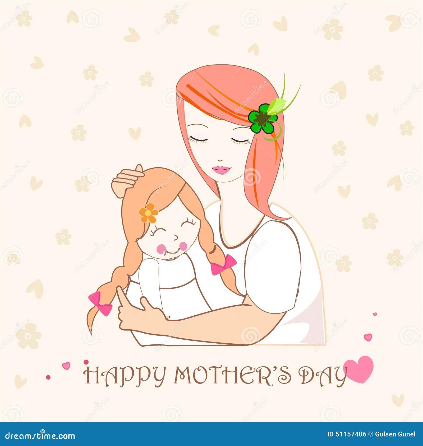 母亲节送什么花最好_儿童母亲节贺卡图画