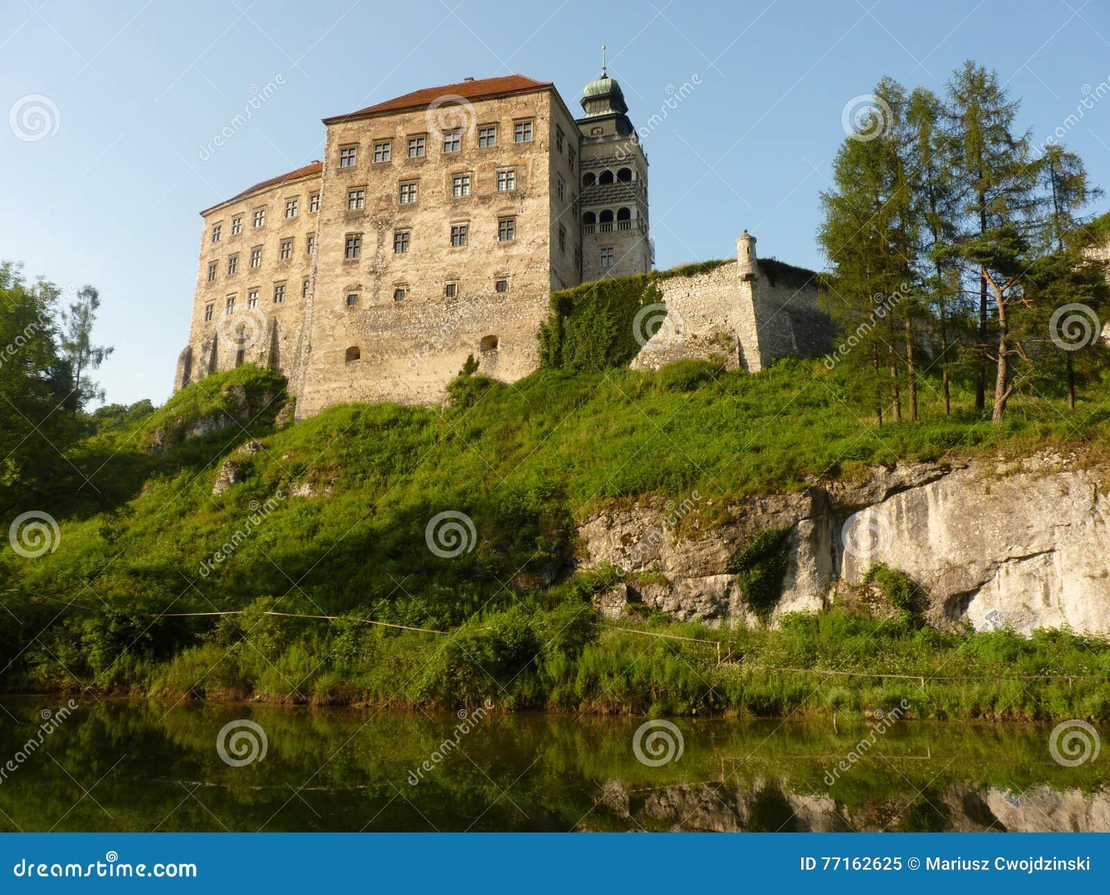 'De Pieskowa SkaÅ un château