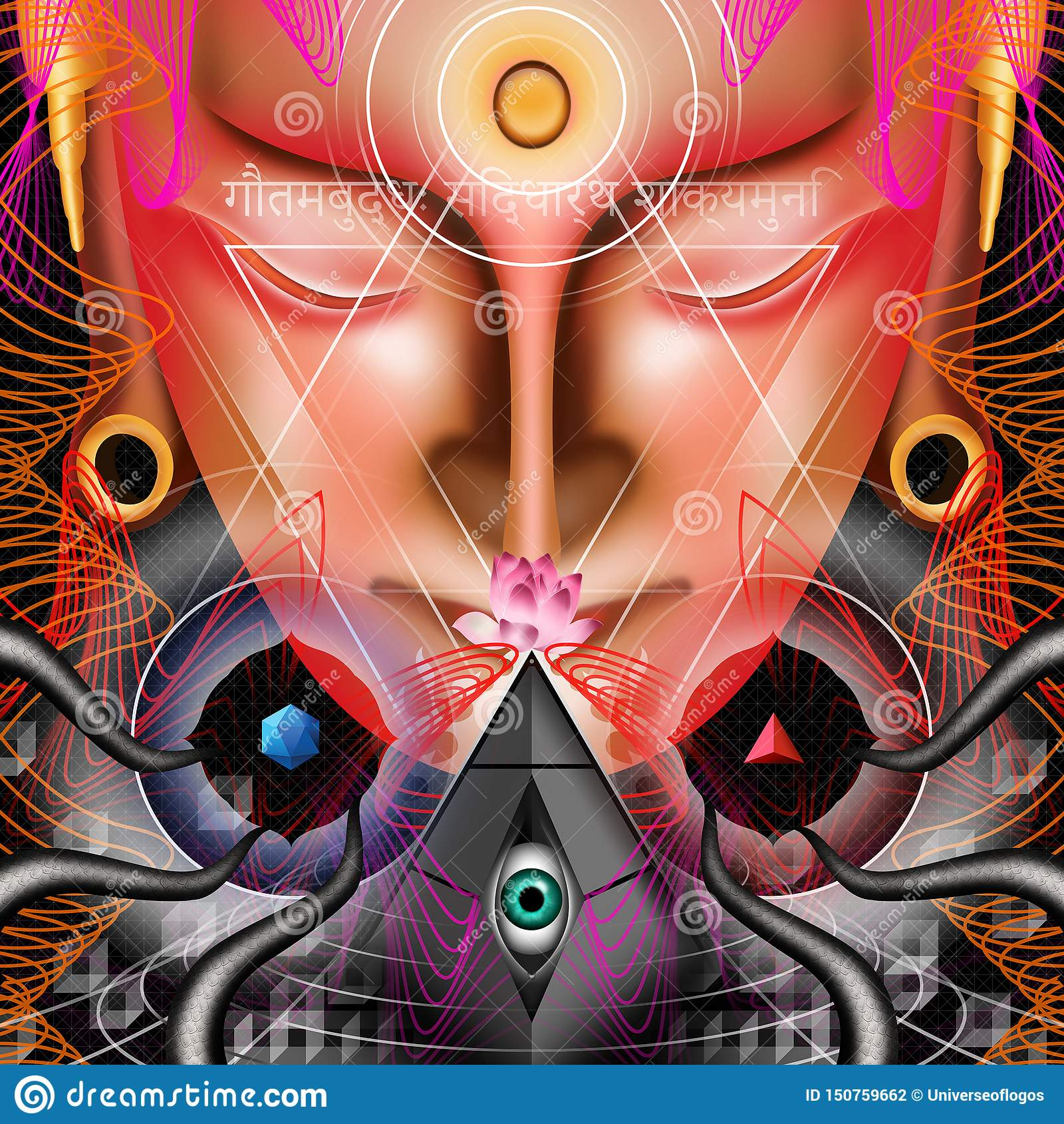"""""""Digital Buddha""""