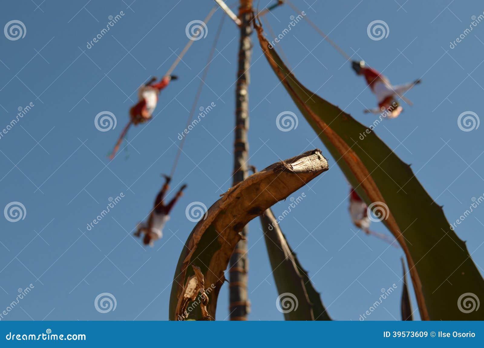 """""""Voladores de Papantla"""""""