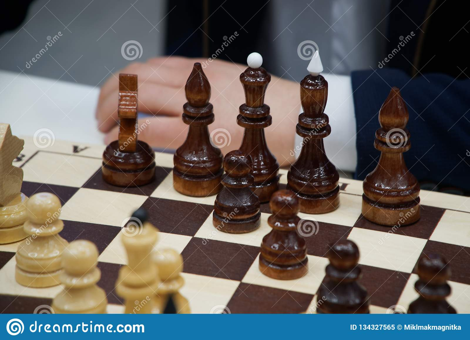 一个人下棋 棋和事务