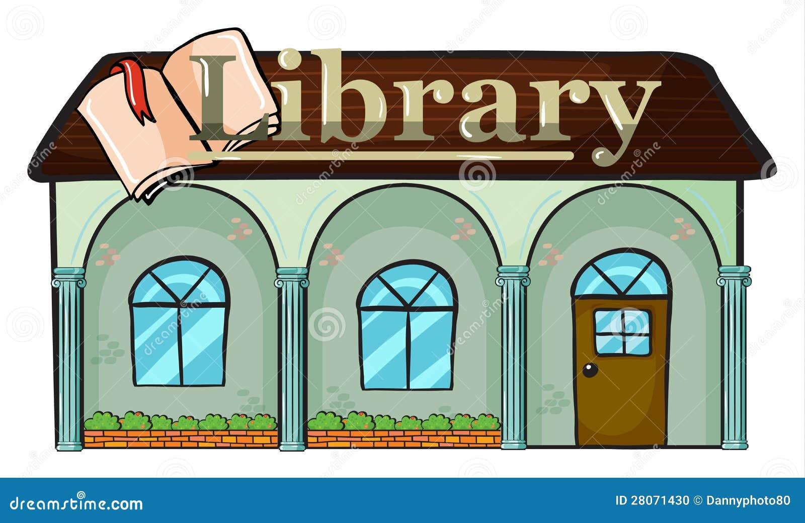 一个图书馆