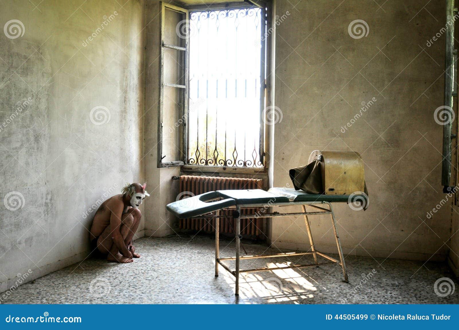 一个精神病院的疯狂的人在意大利室内设计奥斯卡作品集图片