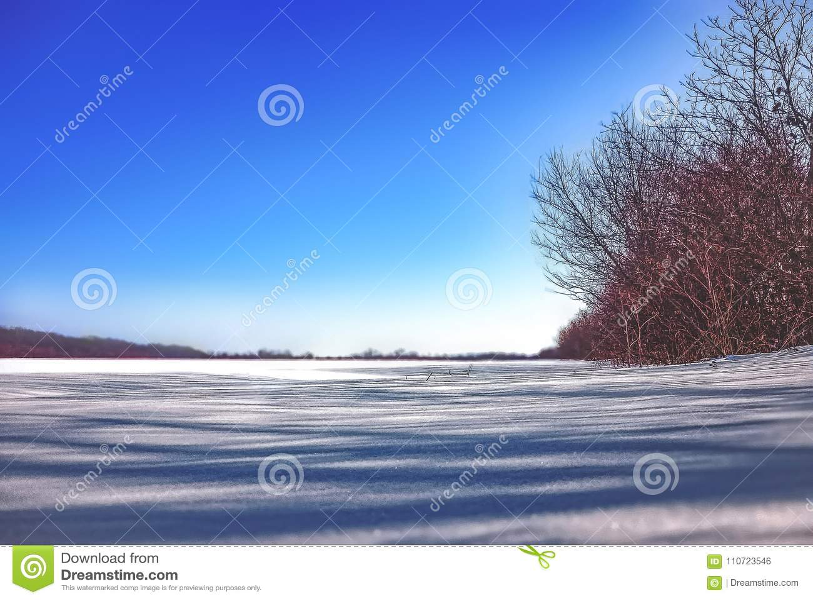 一个美妙的冬日