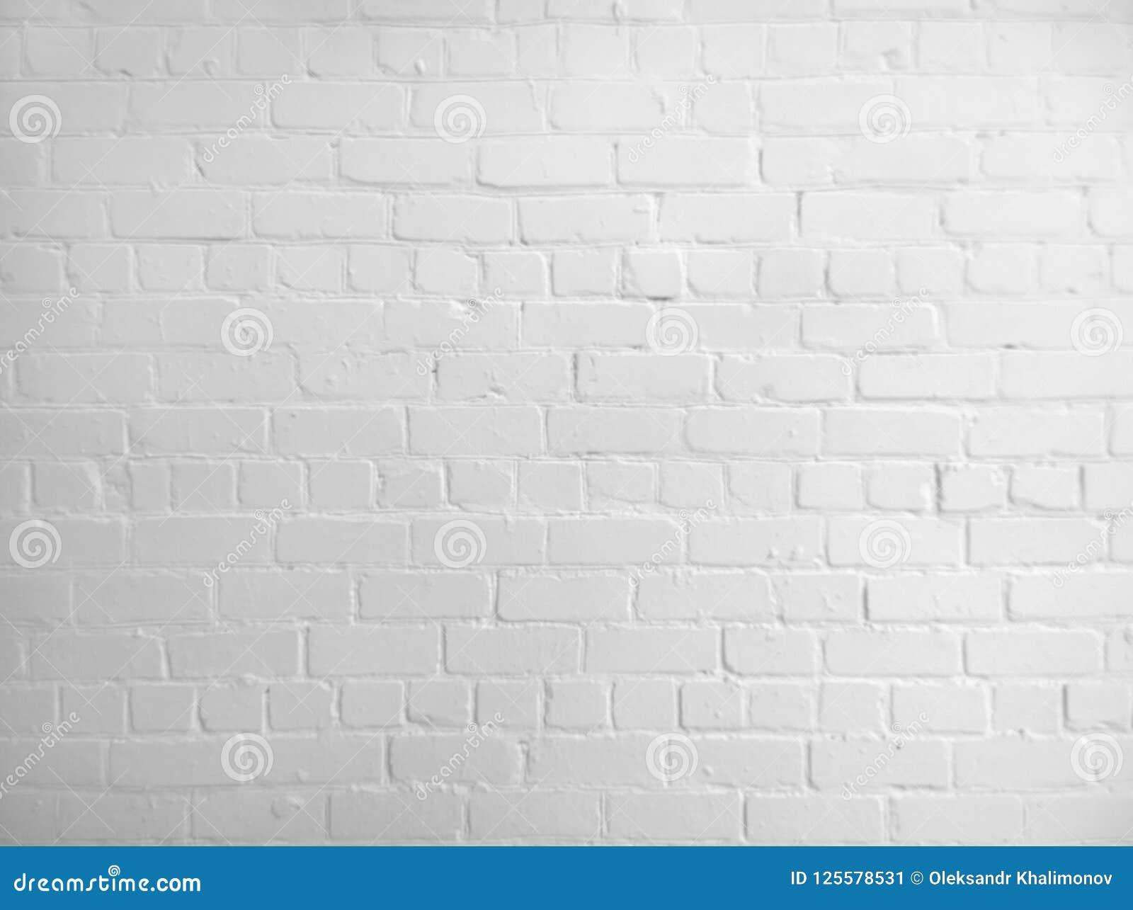 一个轻的砖墙的纹理